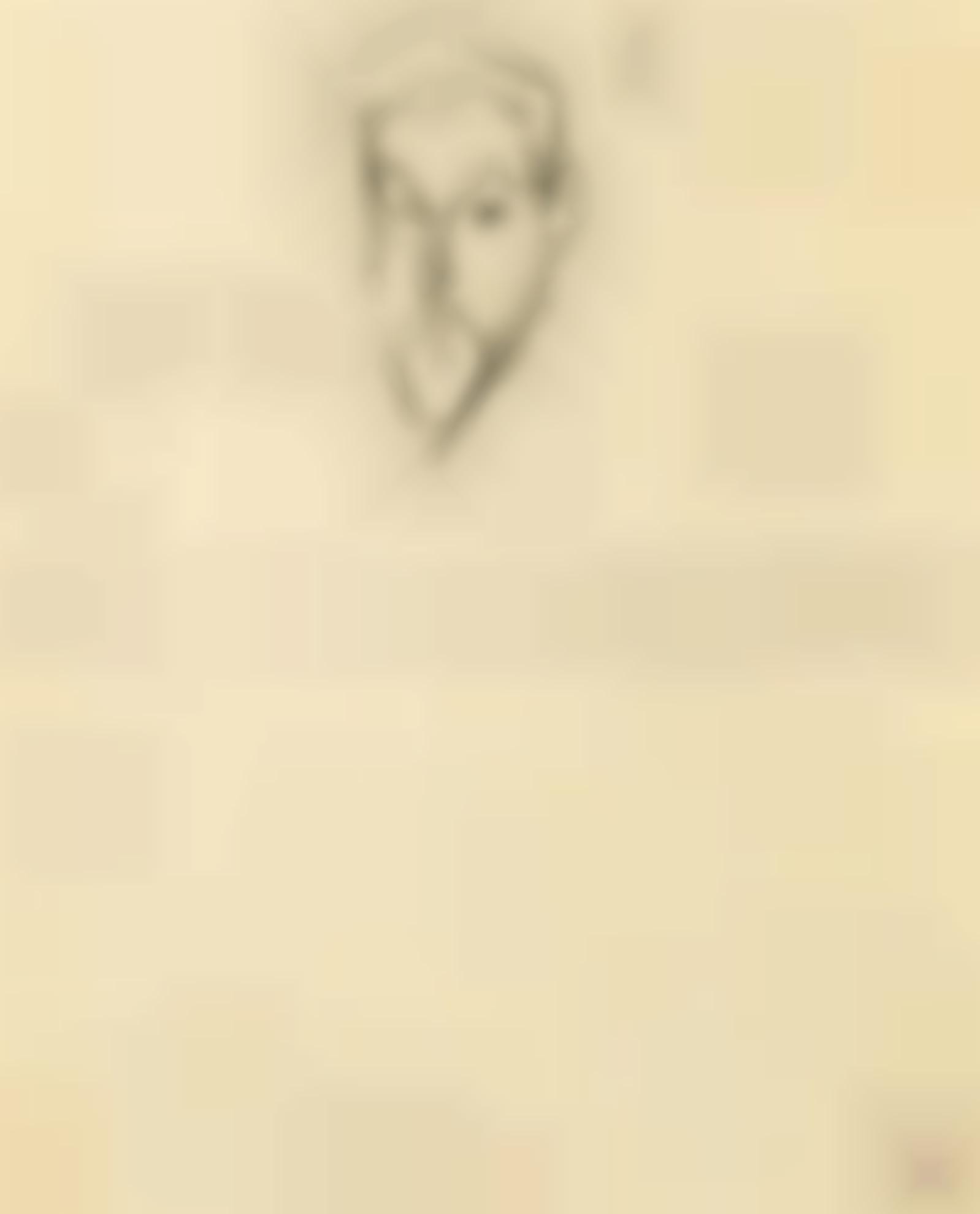 Amedeo Modigliani-Paul Alexandre, Tete De Trois Quarts Vers La Gauche-1911