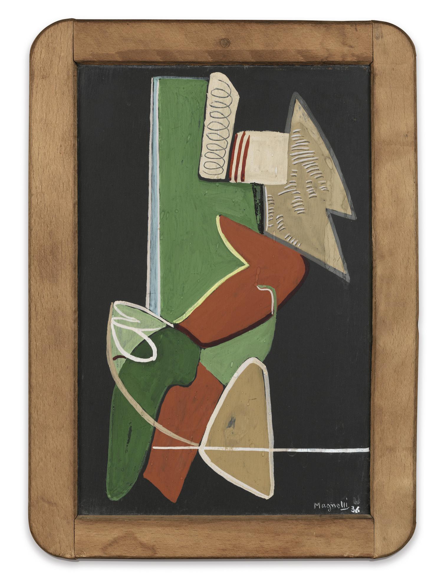 Alberto Magnelli-Ardoise-1936