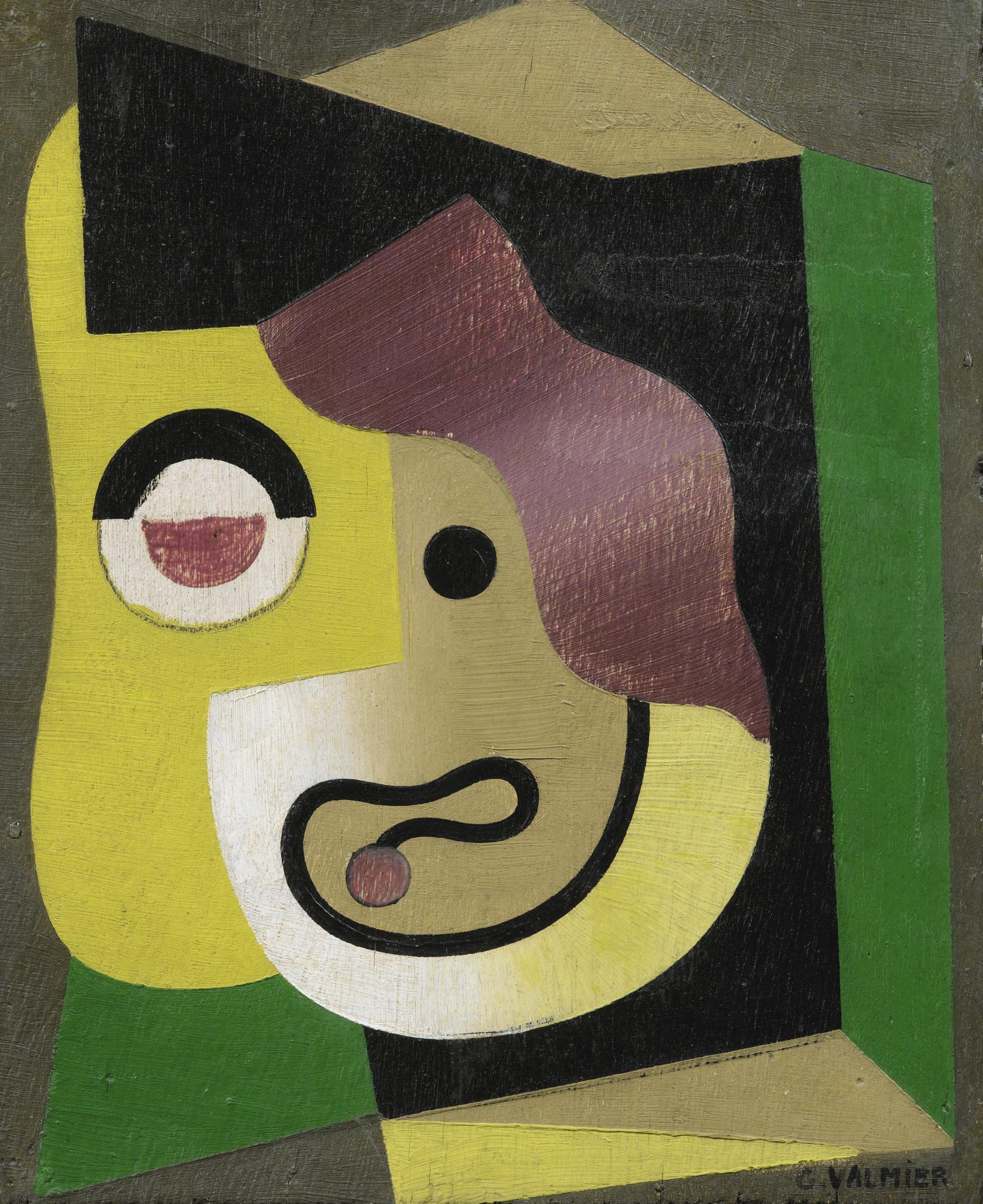 Georges Valmier-Motif Decoratif-1930