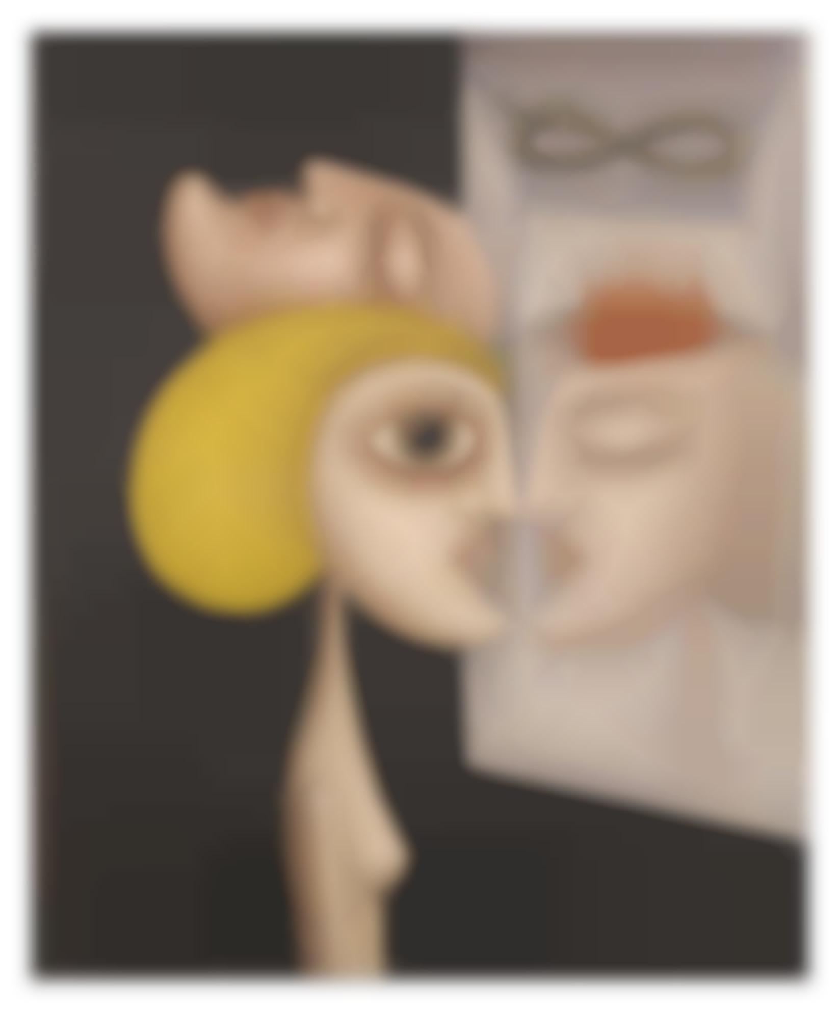 Victor Brauner-Sans Titre-1942