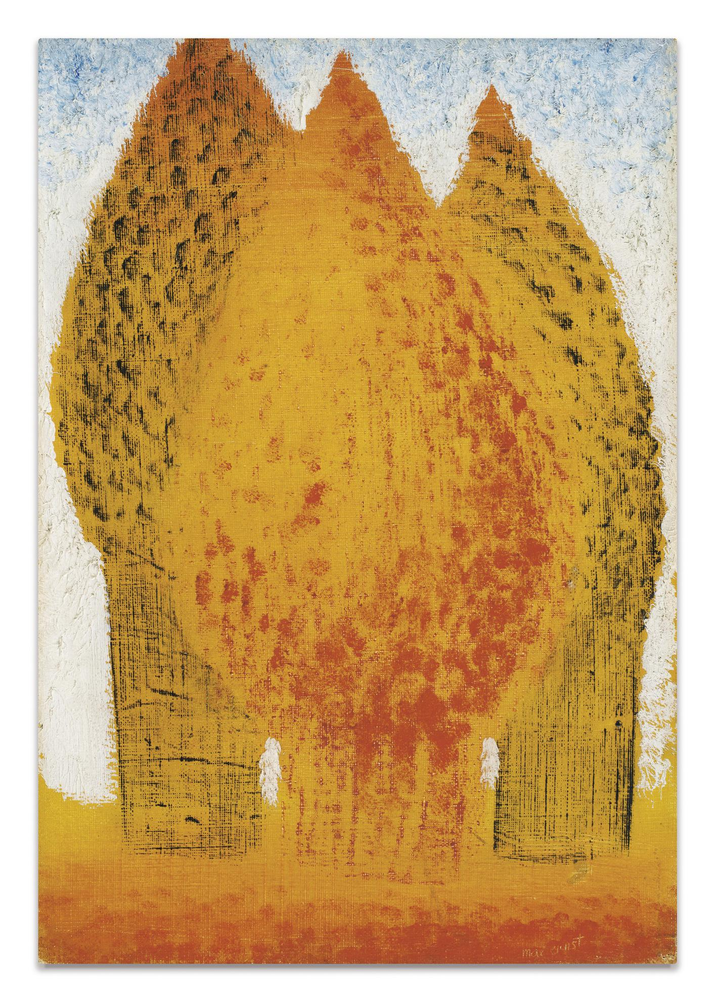 Max Ernst-Autre Foret - Pinceaux-1926