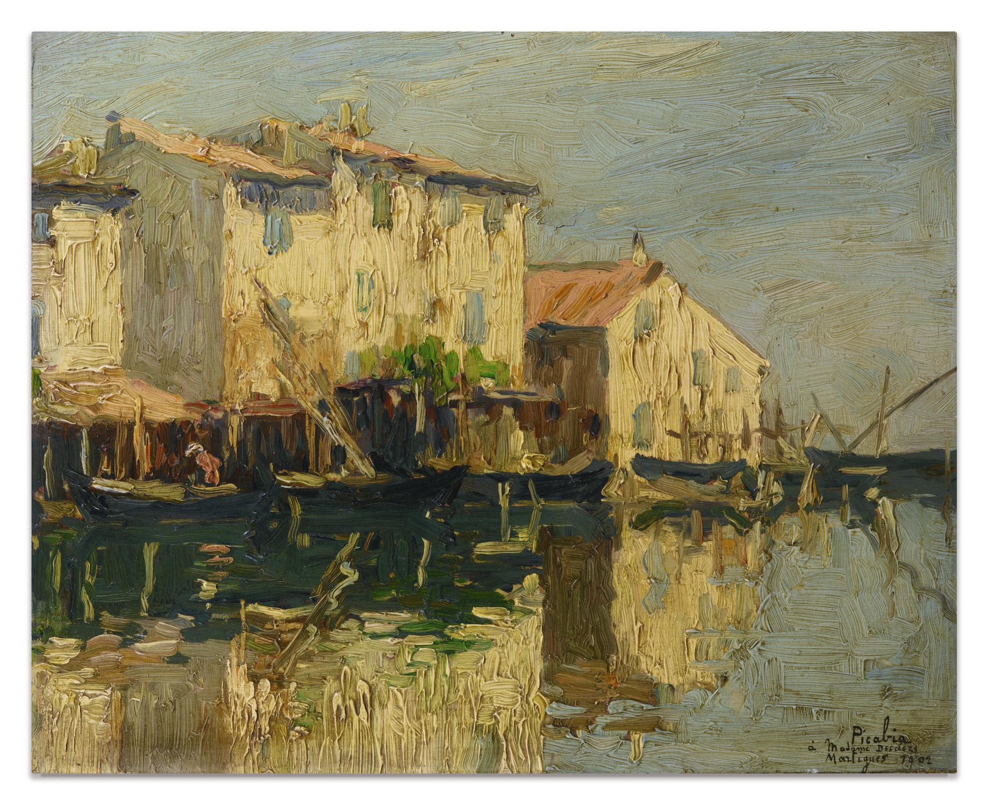 Francis Picabia-Martigues-1902