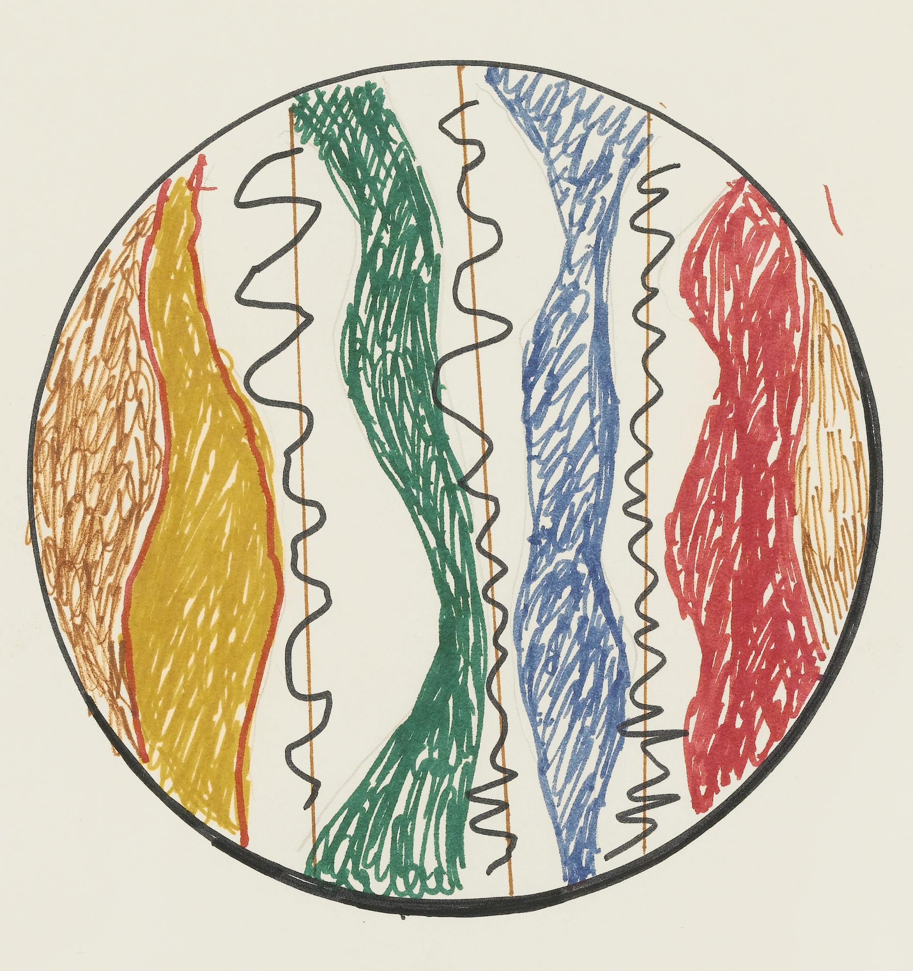 Man Ray-Round Ball-