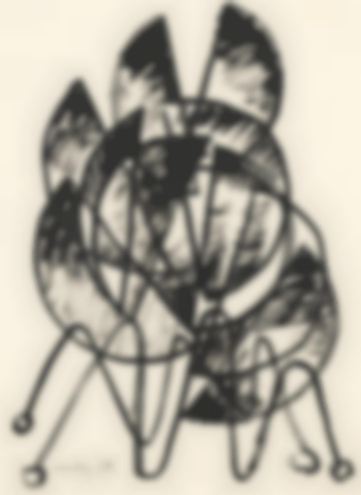 Man Ray-Untitled-1954