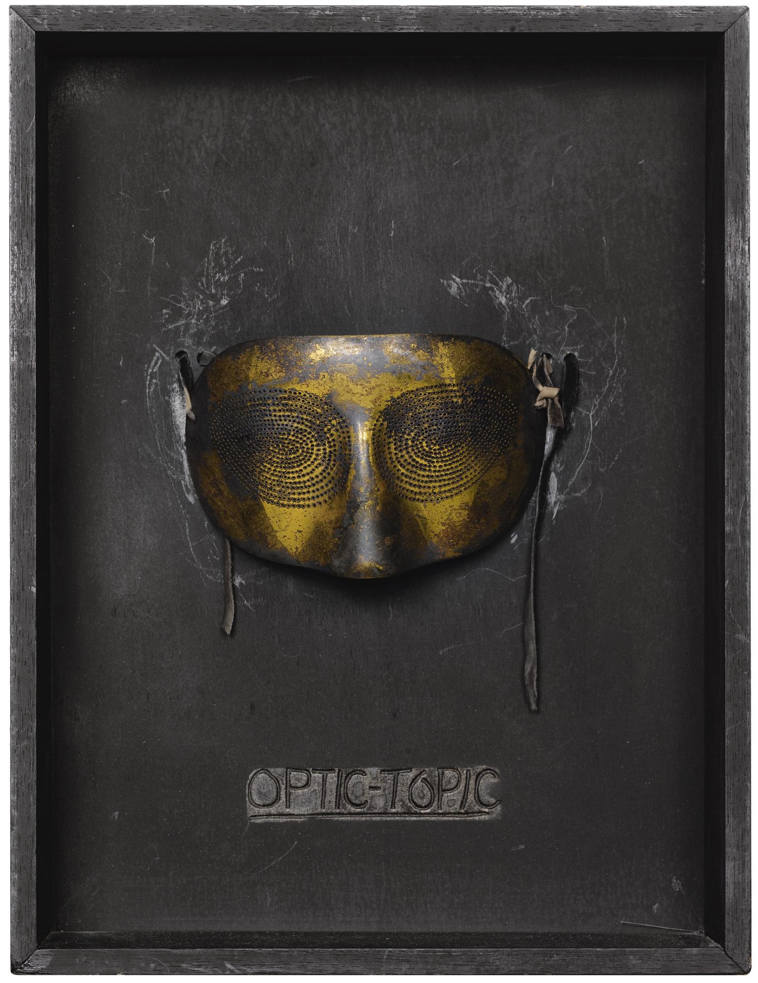 Man Ray-Optic-Topic-1978
