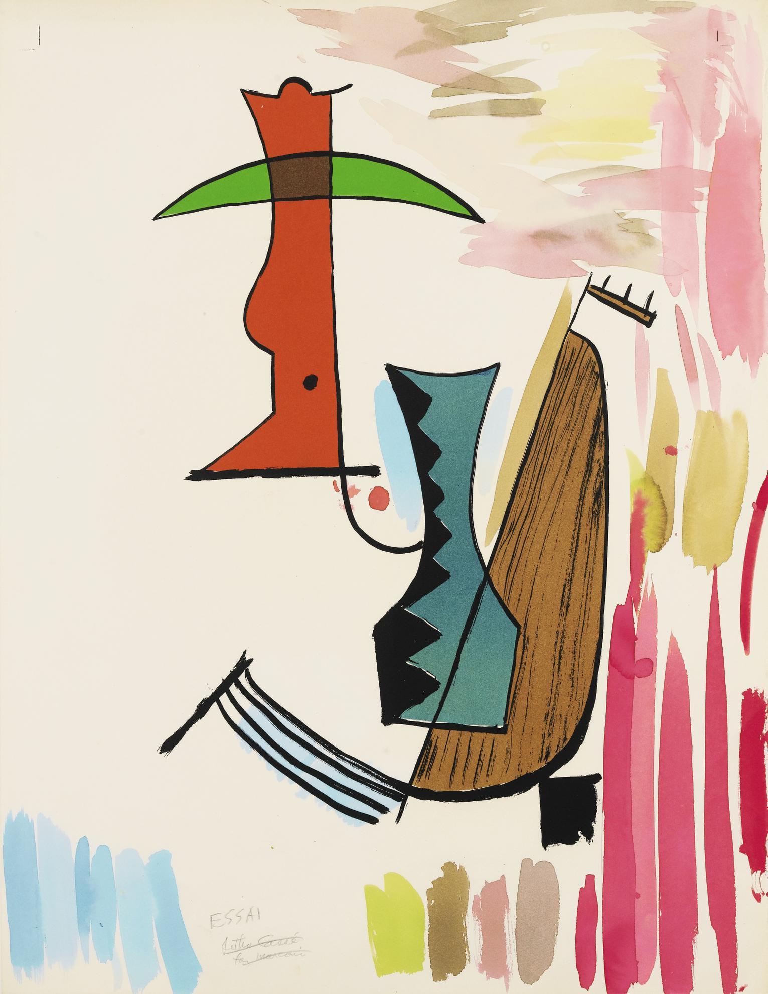 Man Ray-Interior-1969