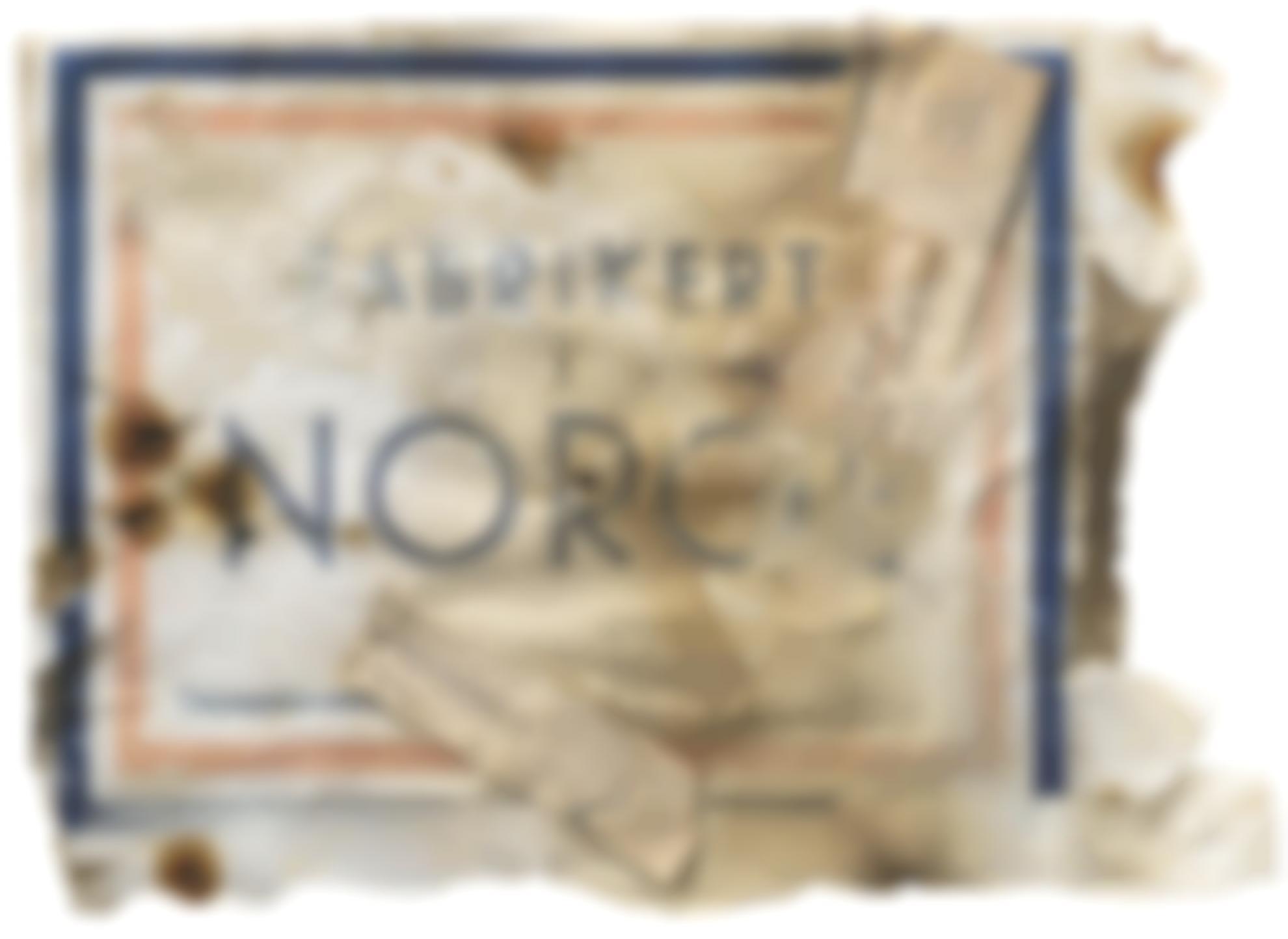 Kurt Schwitters-Ohne Titel (Norge) (Untitled (Norway))-1937
