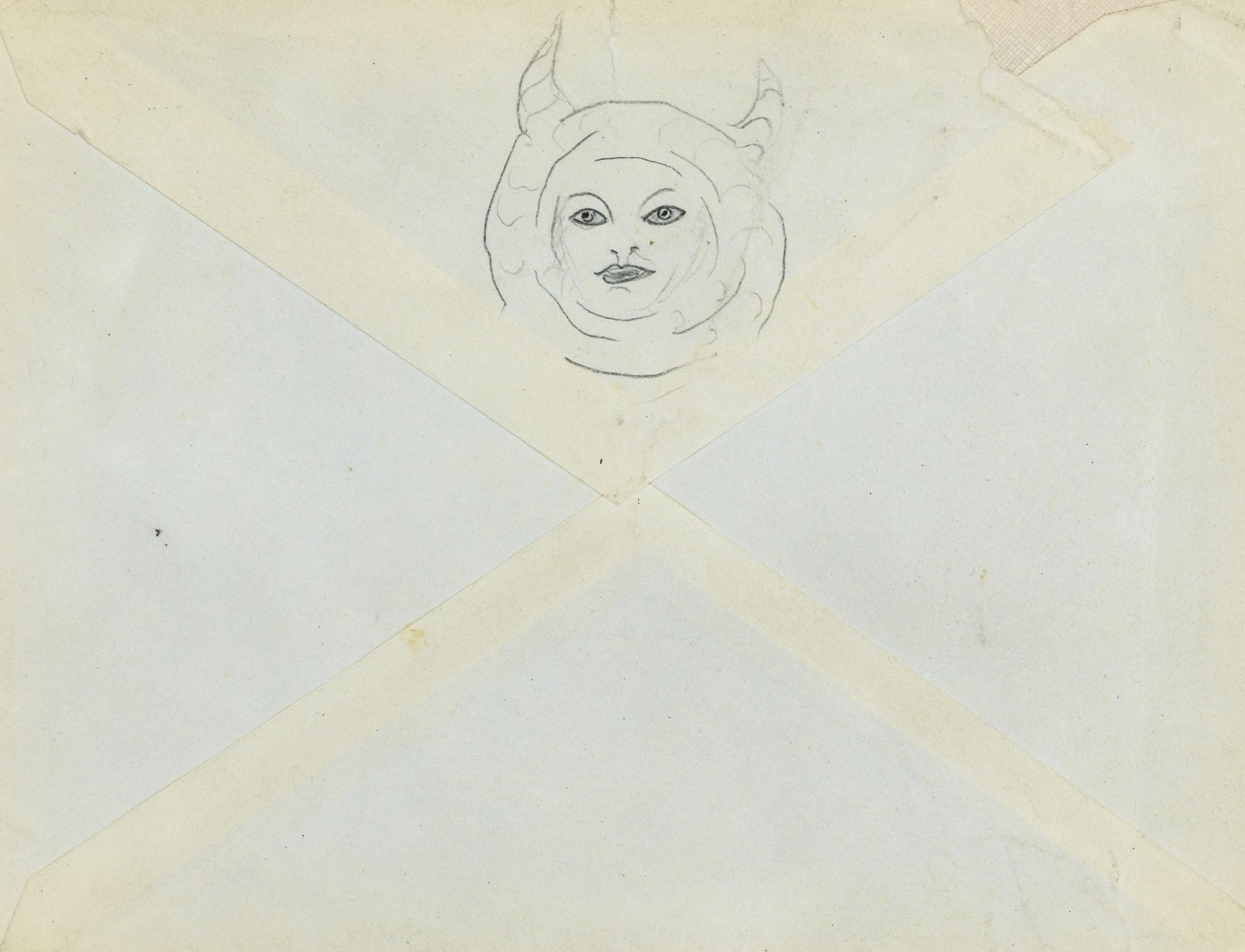 Andre Breton-Sans Titre-