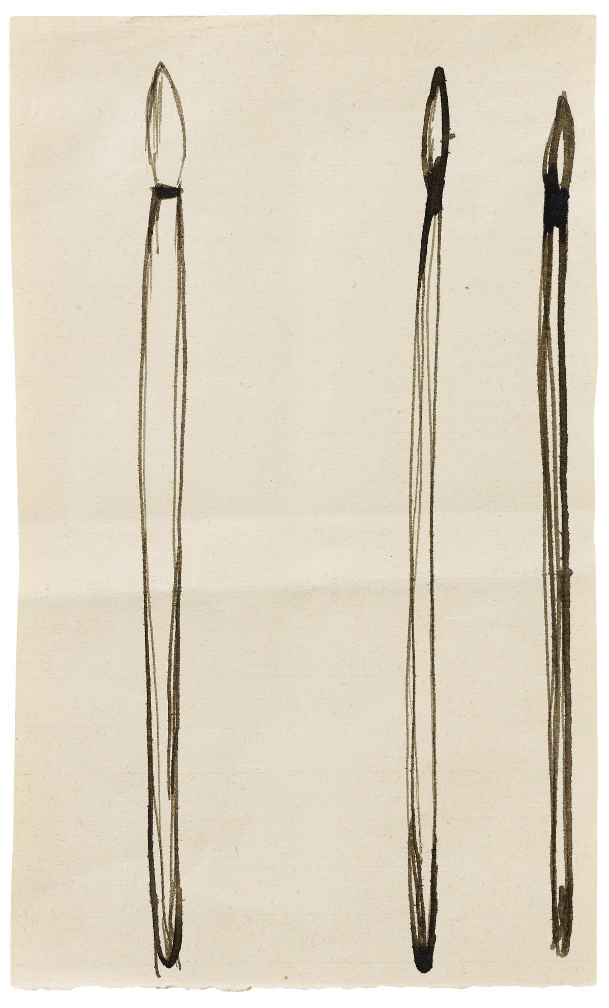 Giorgio Morandi-Pennelli (Brushes)-