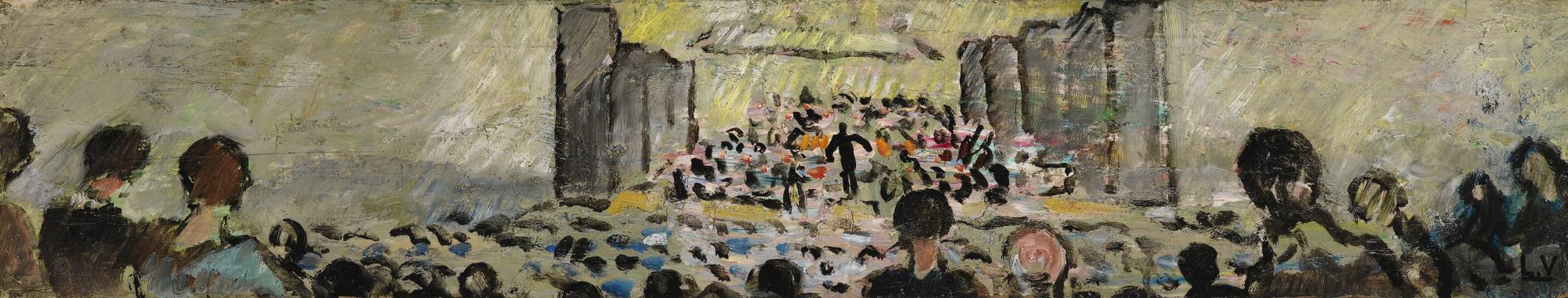 Louis Valtat-Lorchestre-1920