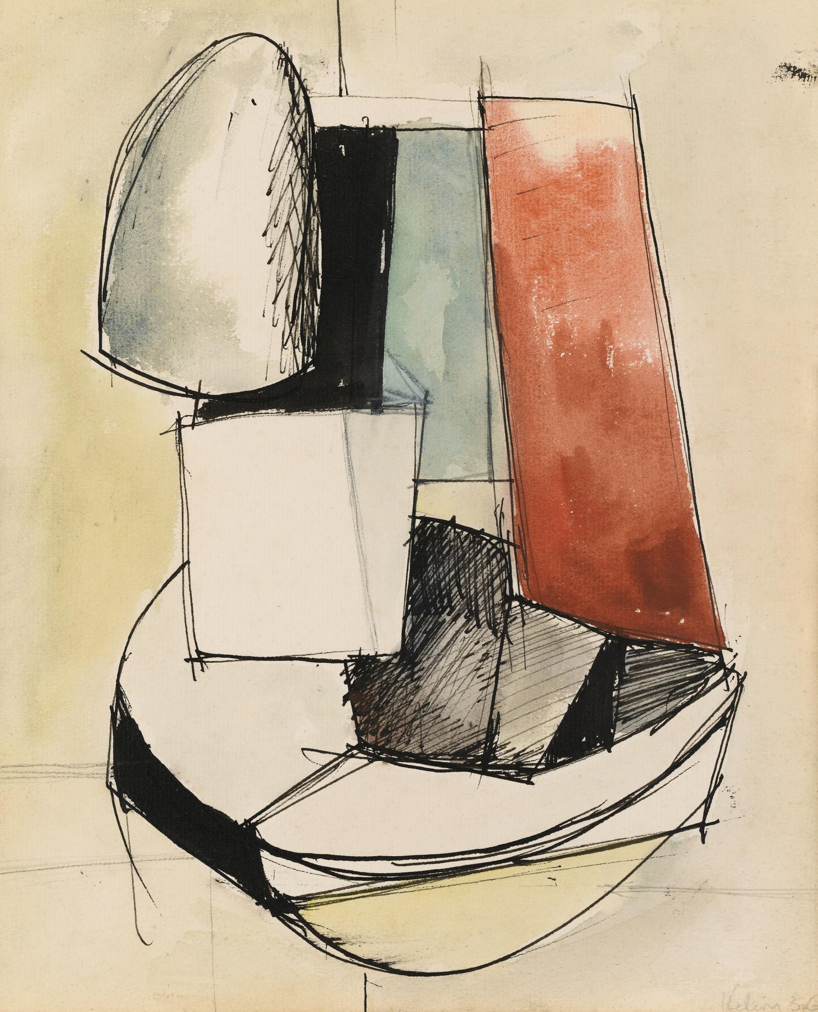 Jean Helion-Sans Titre-1936
