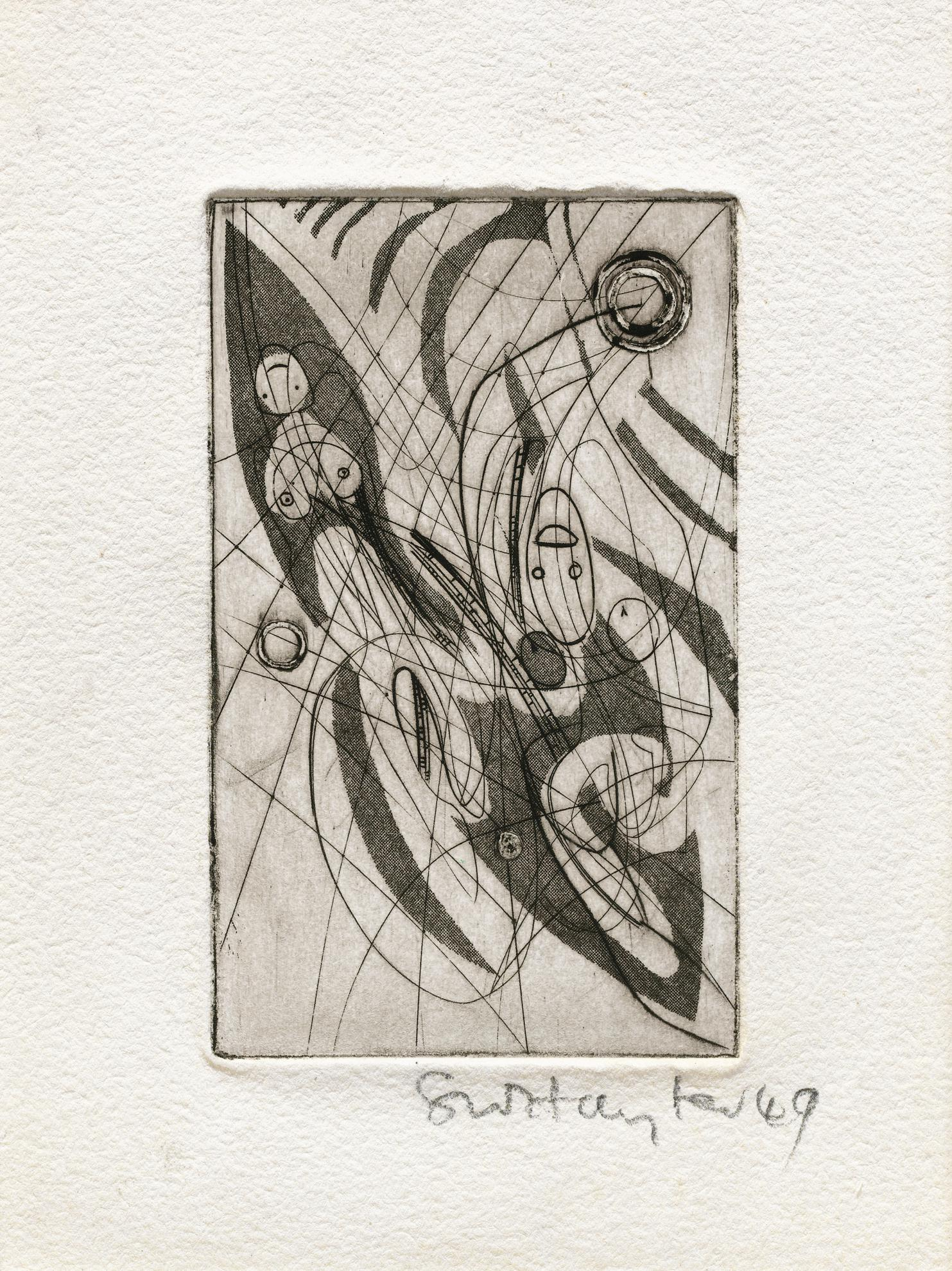 Stanley William Hayter-Untitled-1949