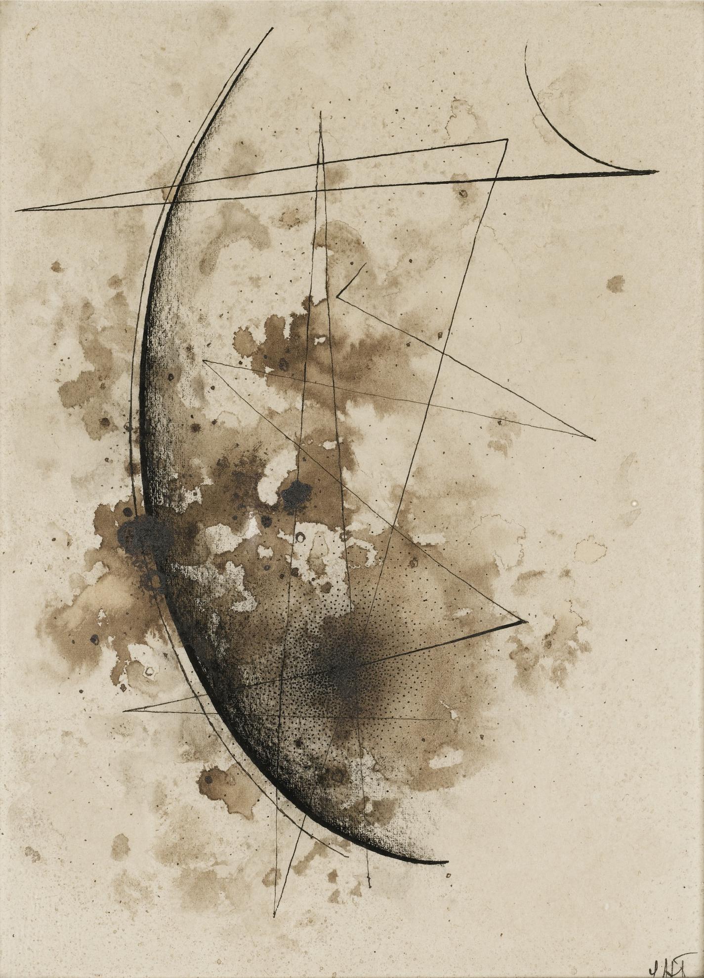 Leon Tutundjian - Composition-1926