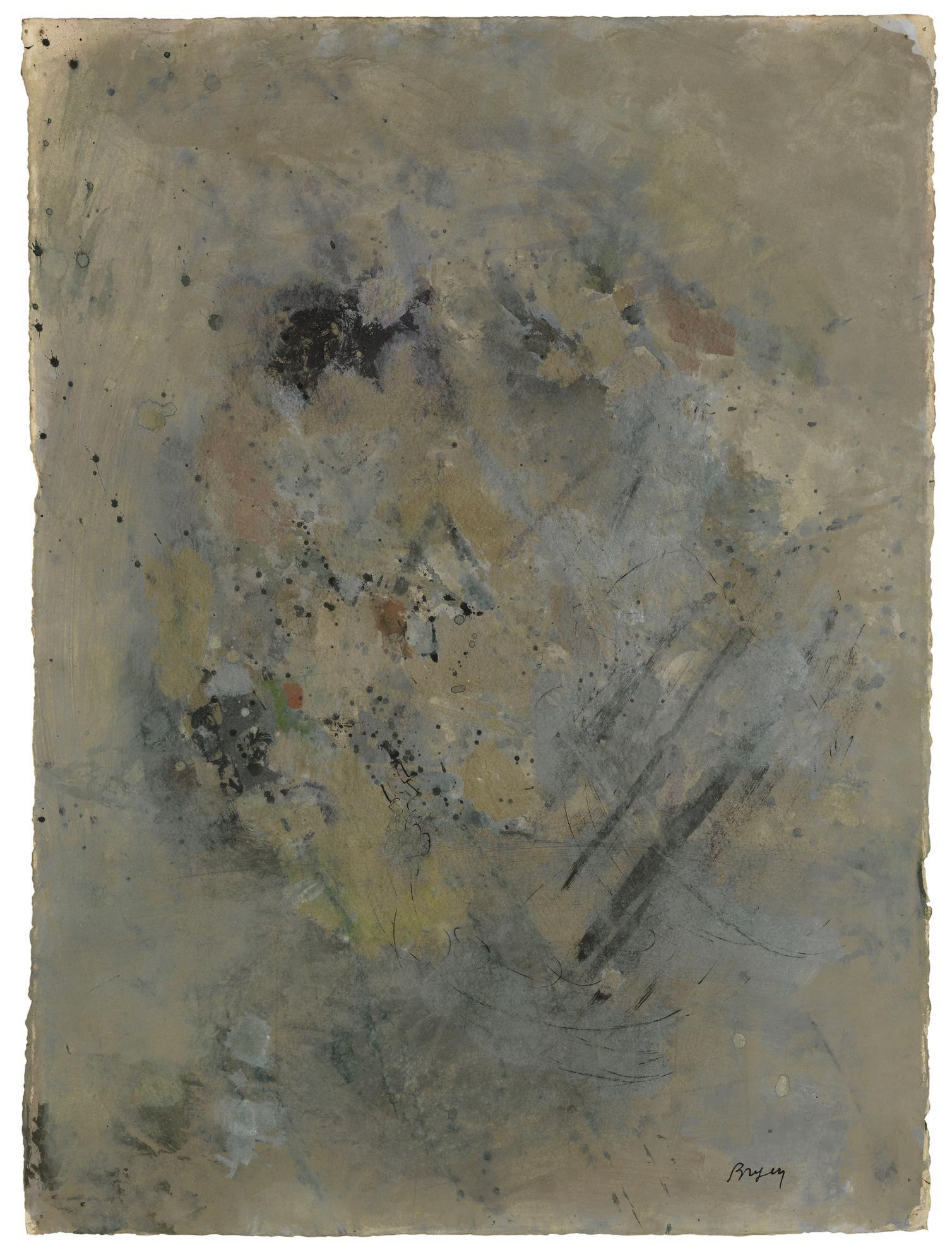 Camille Bryen-Sans Titre-1960