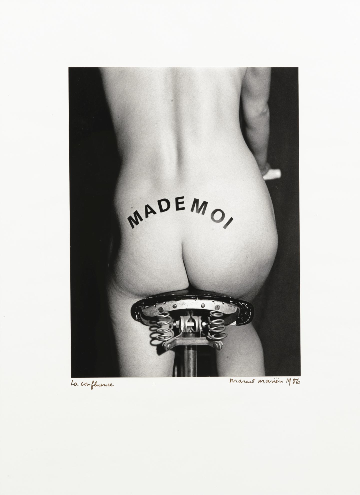 Marcel Marien - La Confluence-1986
