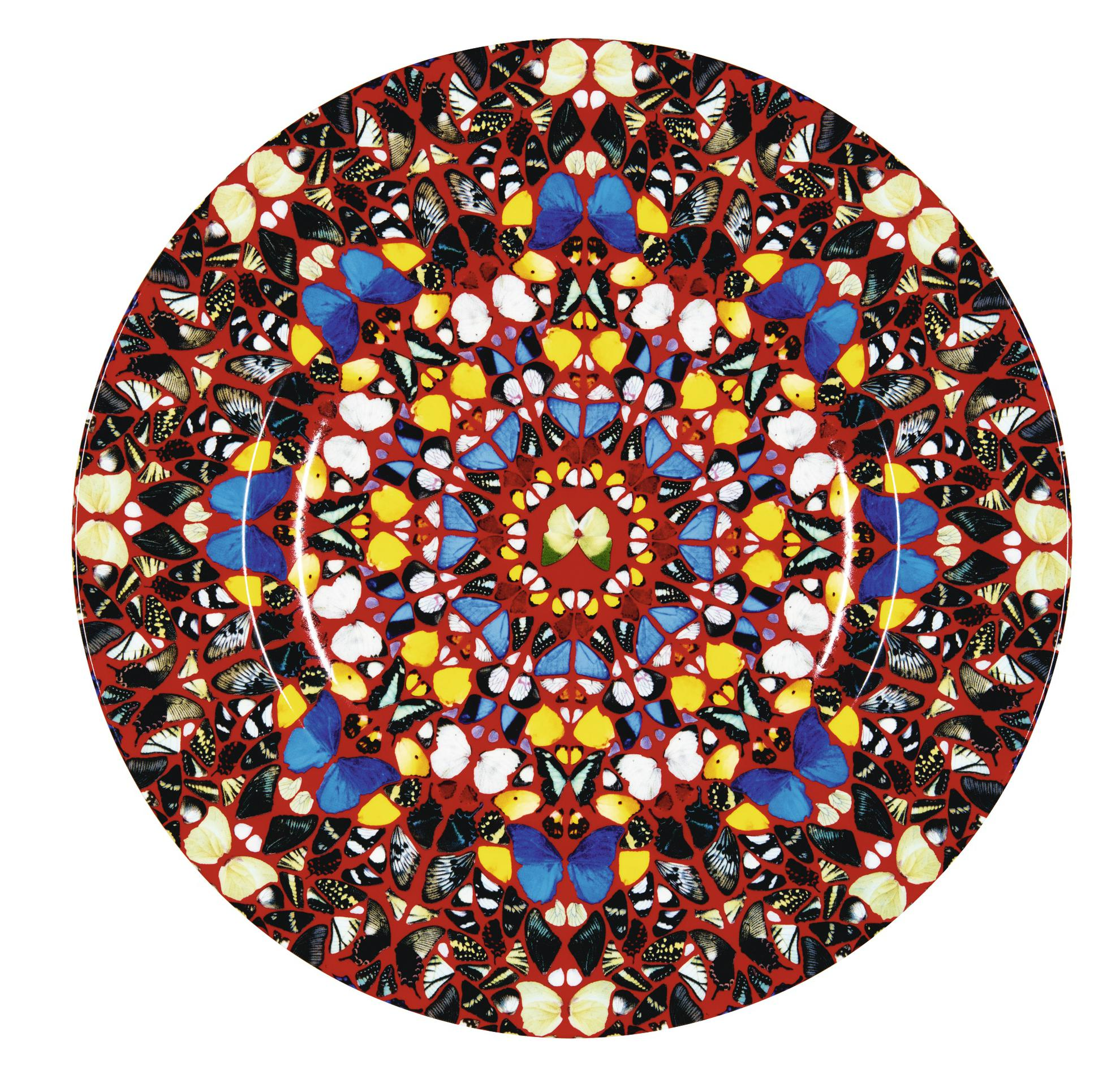 Damien Hirst-Superstition-2007