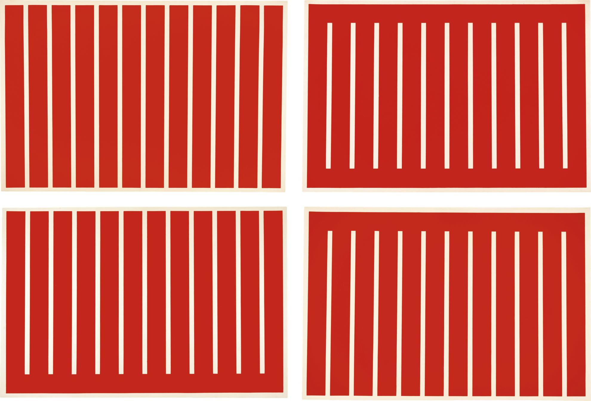 Donald Judd-Untitled (Schellmann 223-226)-1994