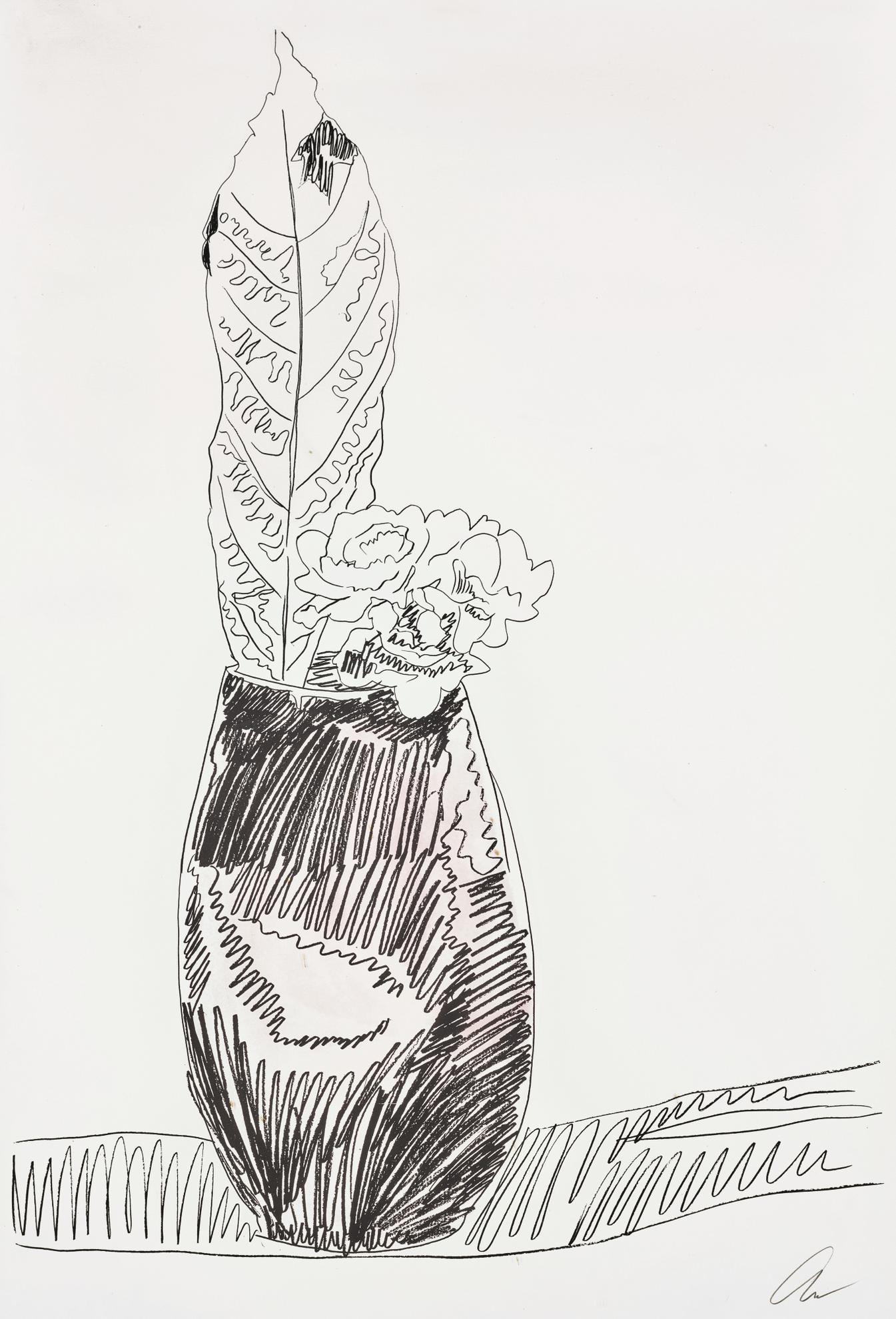 Andy Warhol-Flowers (F. & S. II.115)-1974