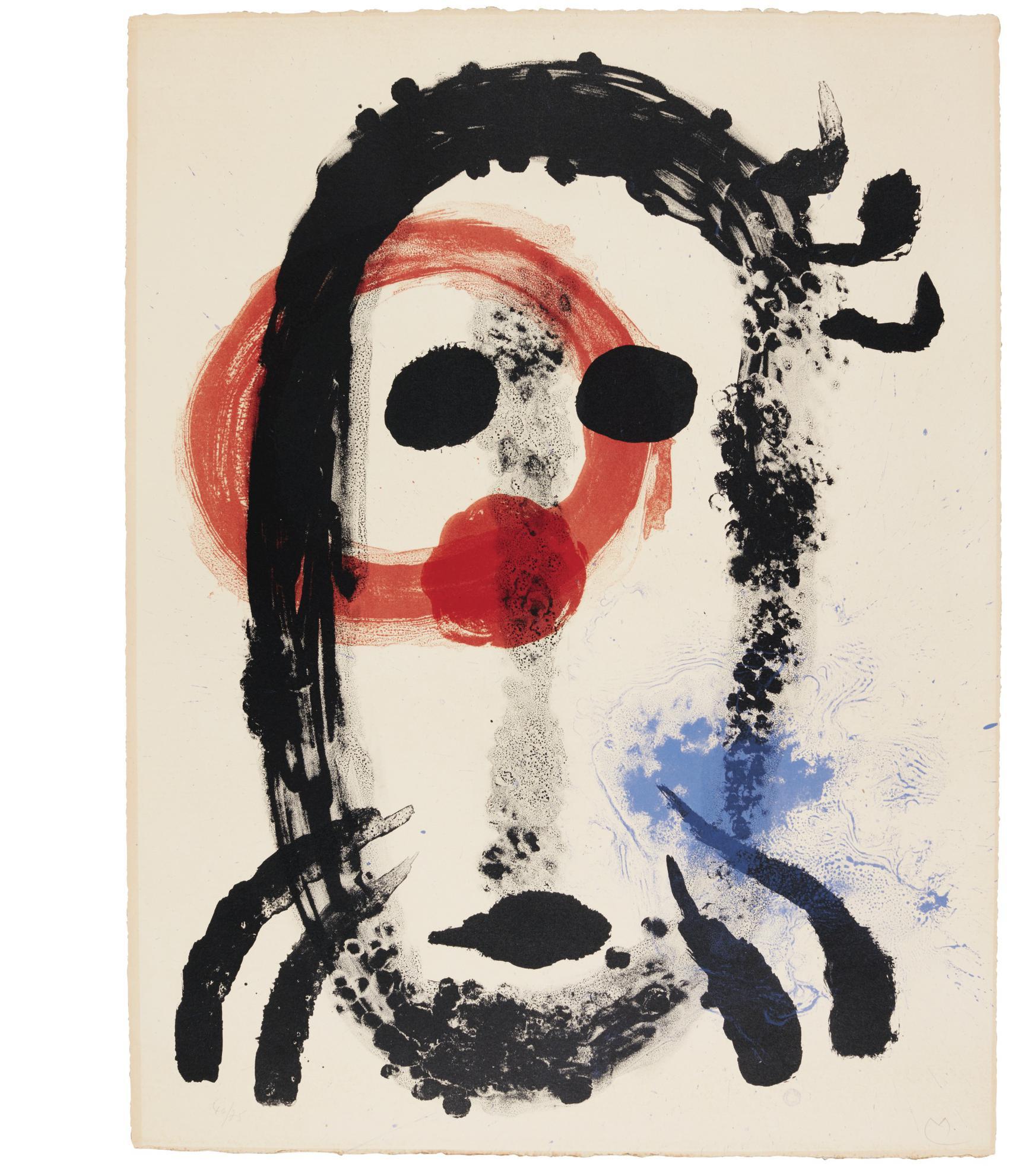 Joan Miro-Album 19 (Cramer Books 70)-1961