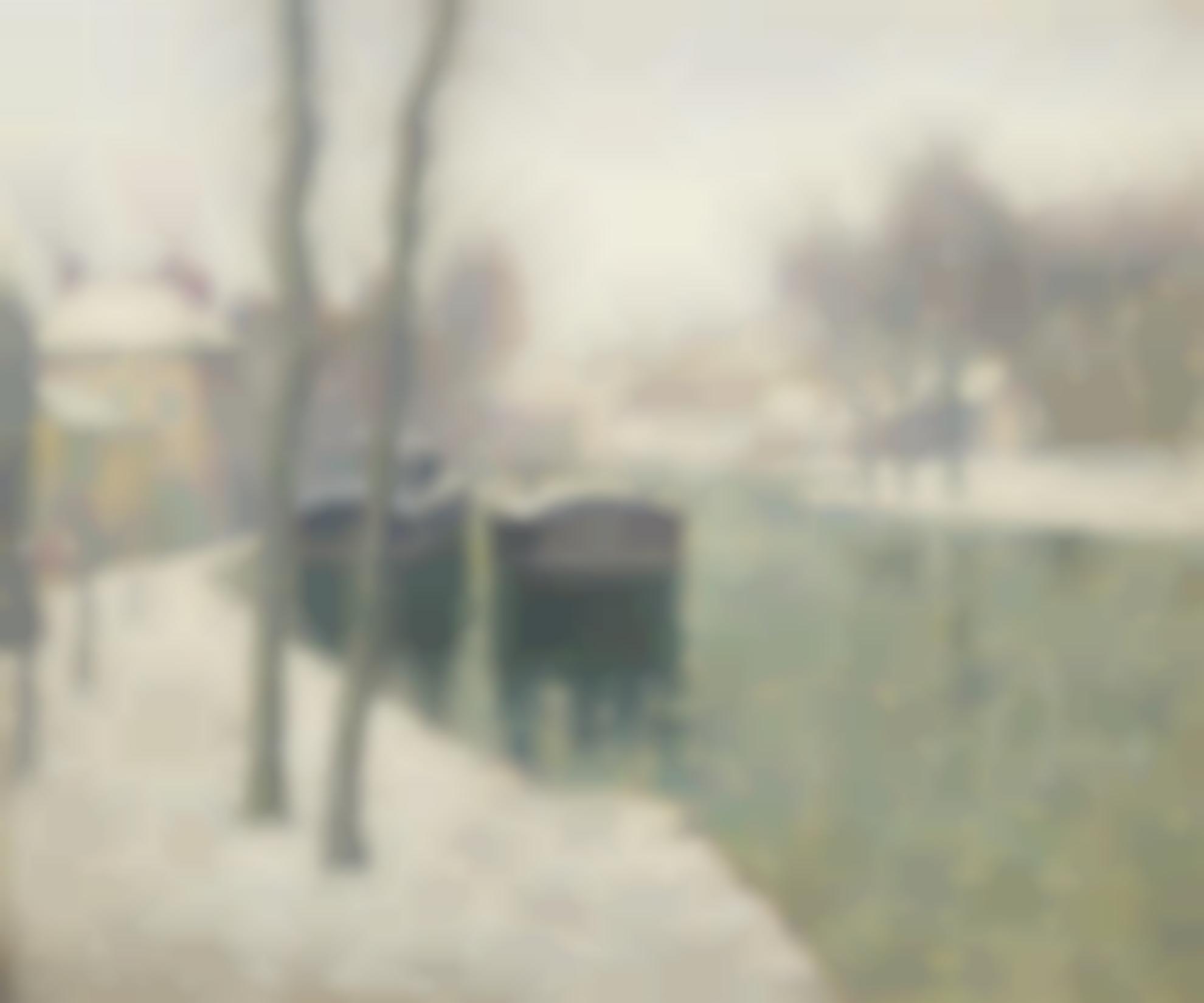 Ernest Lawson - Moret-Sur-Loing-1994