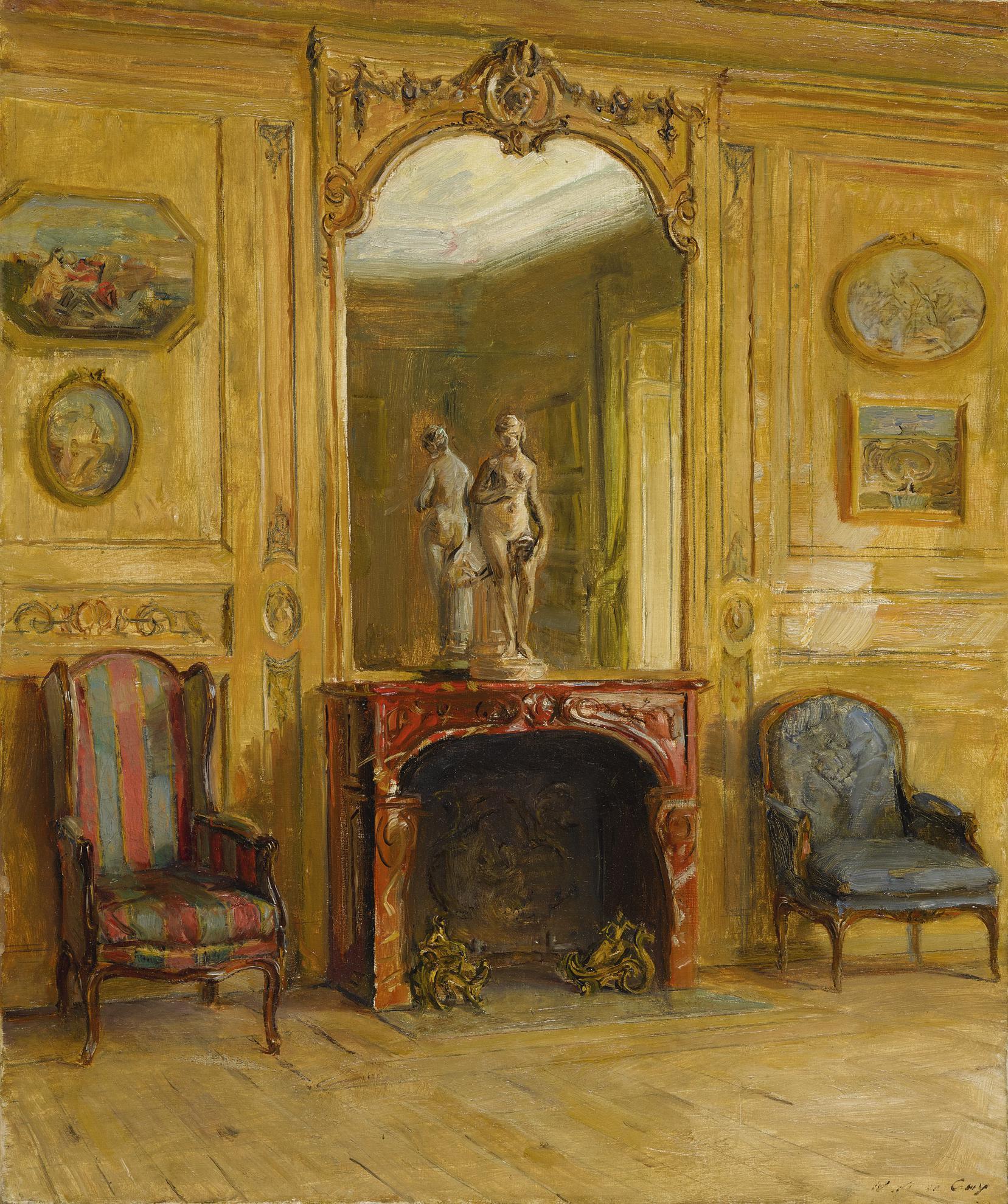 Walter Gay - French Salon-