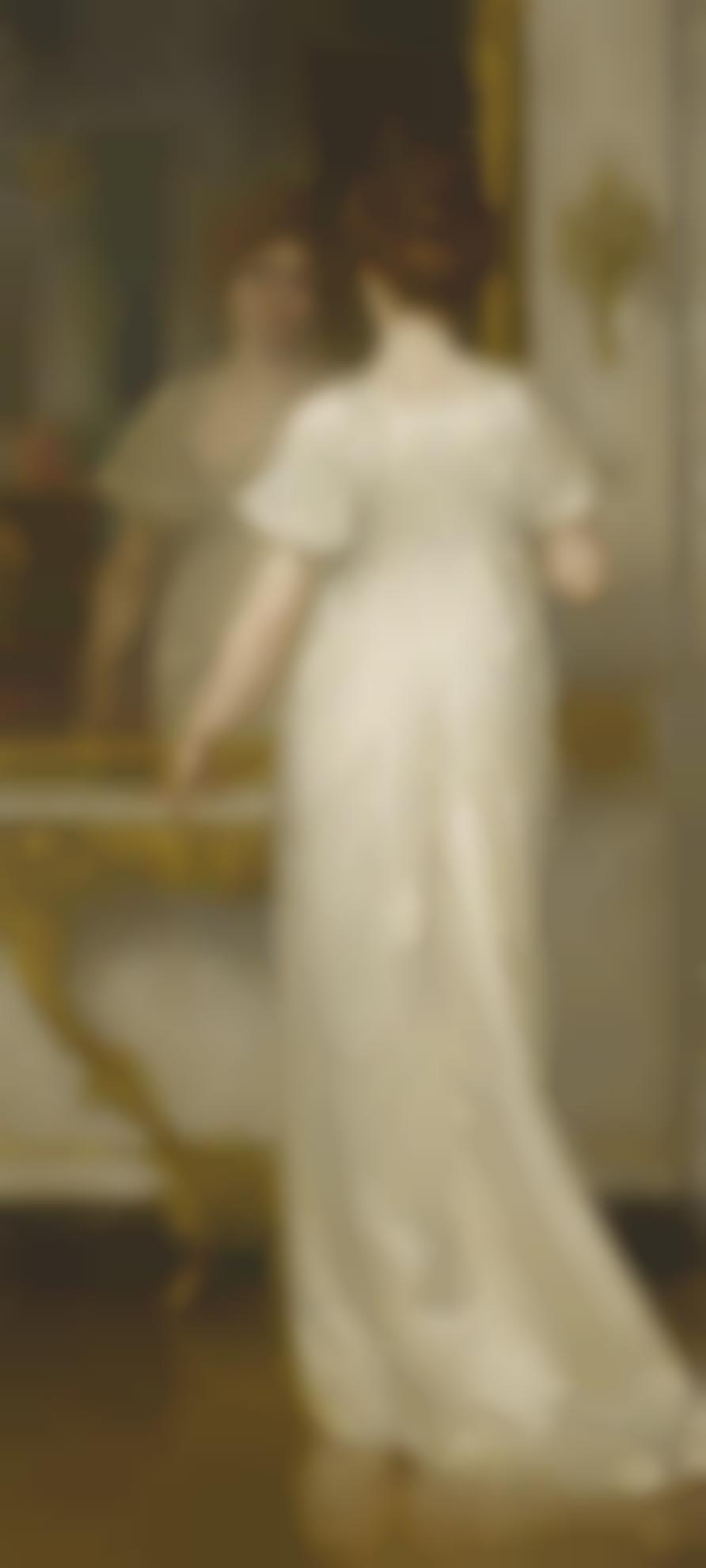 Walter Macewen - Woman Of The Empire-1902