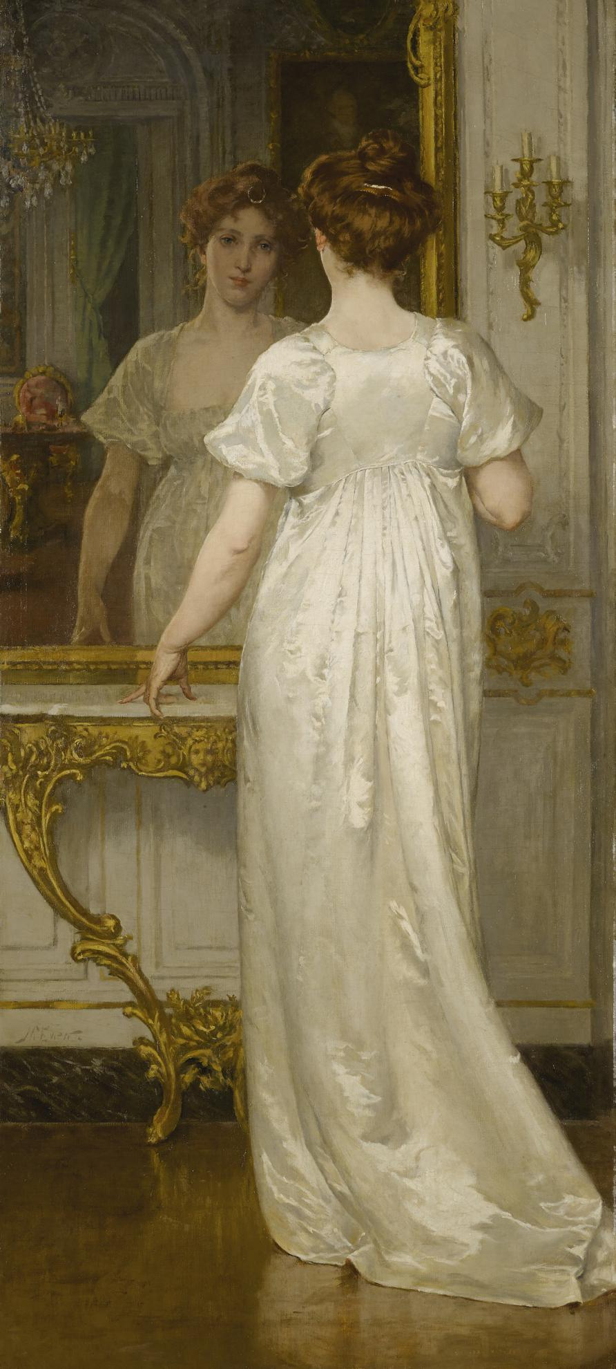 Walter Macewen - Woman Of The Empire-1902
