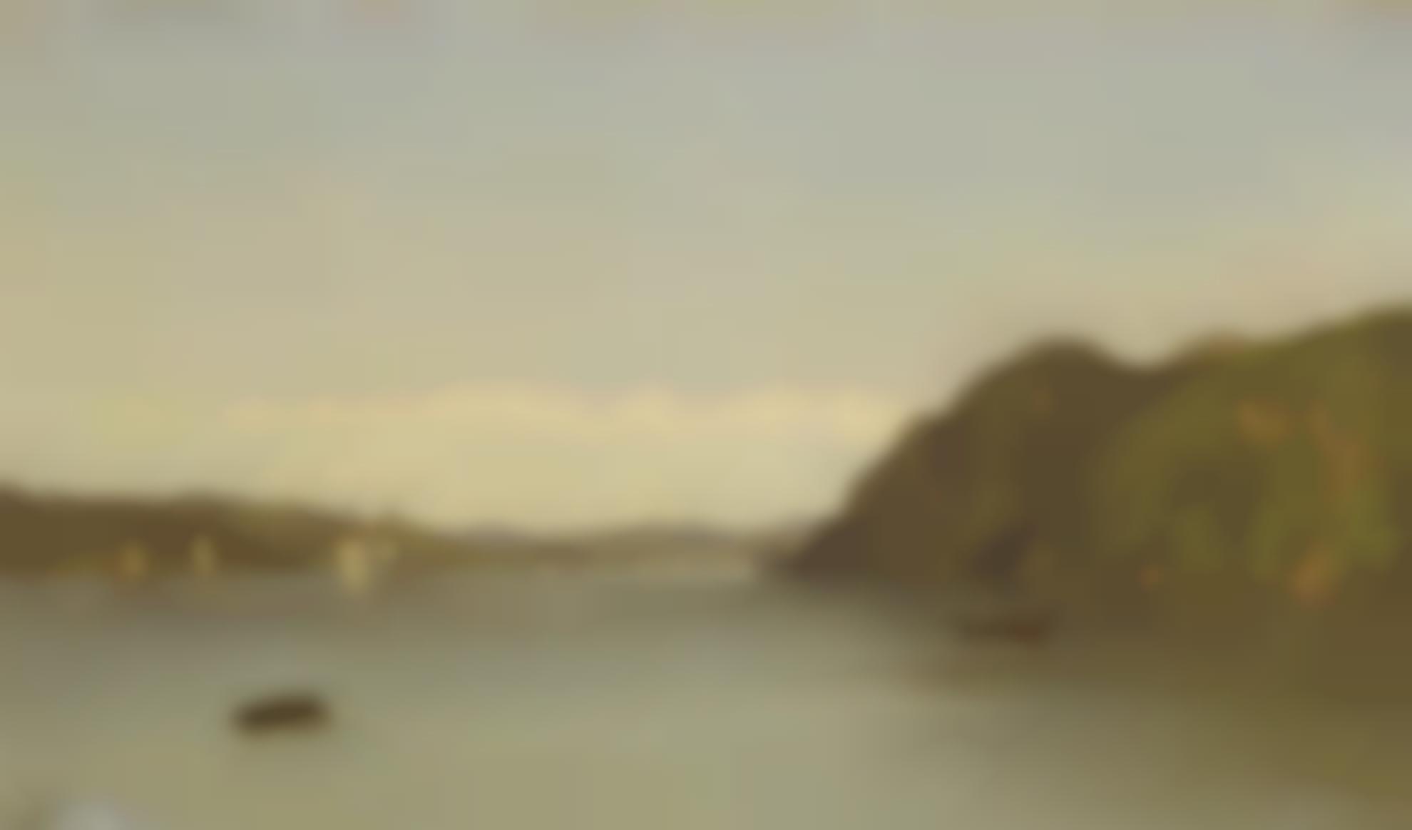 John Williamson - Hudson River Landscape-