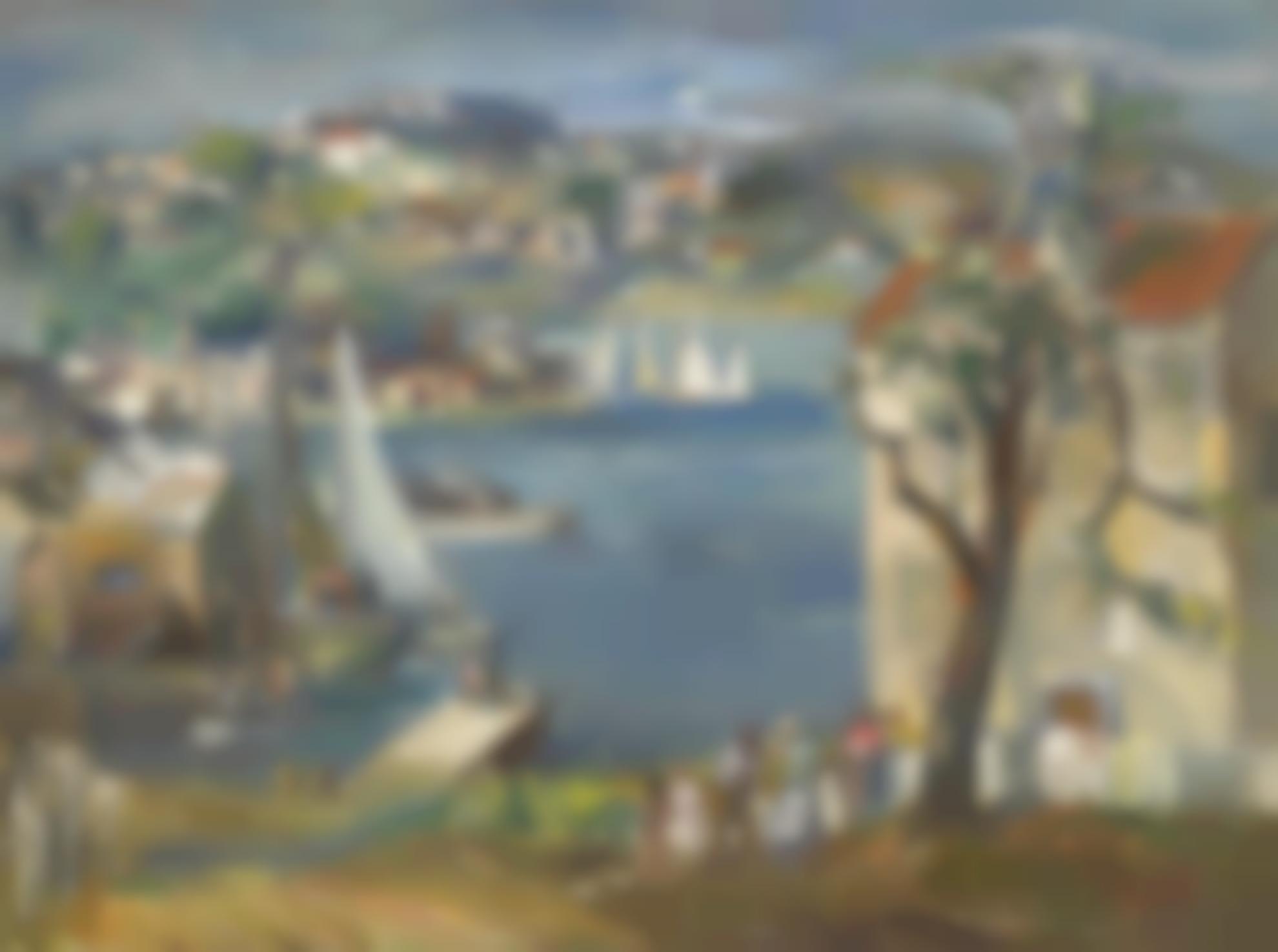 Jon Corbino - Gloucester View-1934