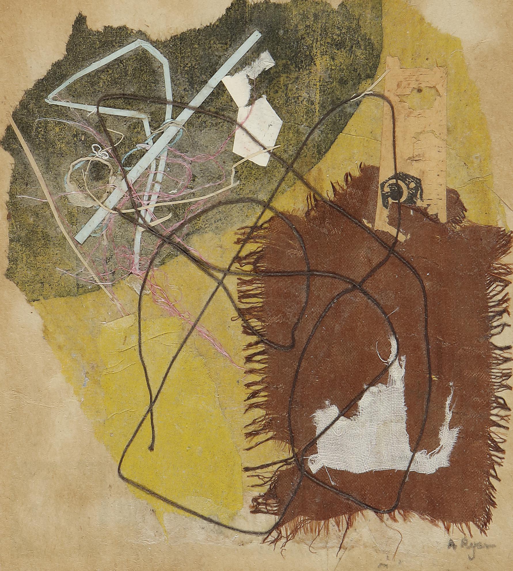 Anne Ryan-Collage No. 285-