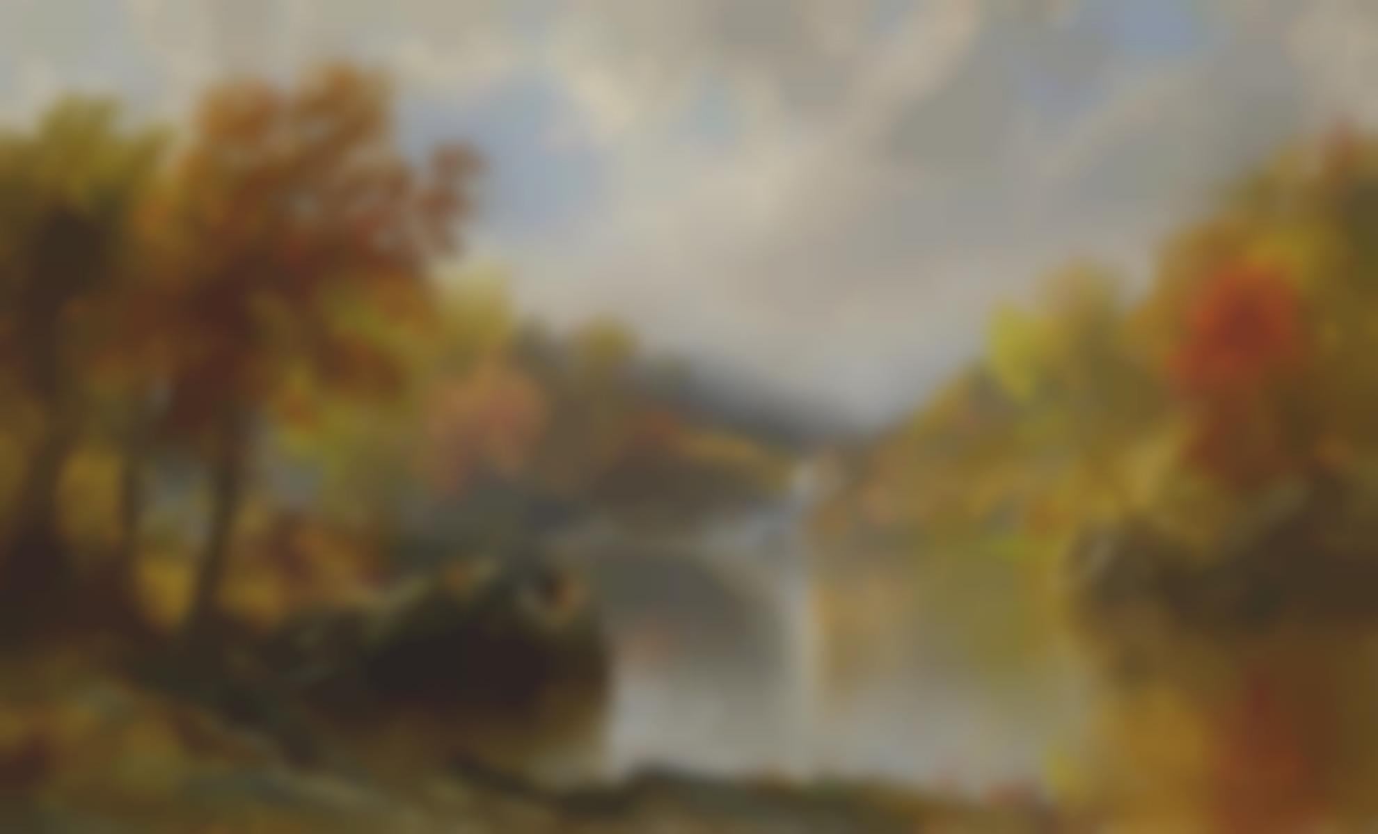 Jasper Francis Cropsey - Autumn-1880