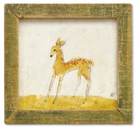 Sanyu-Deer-1930