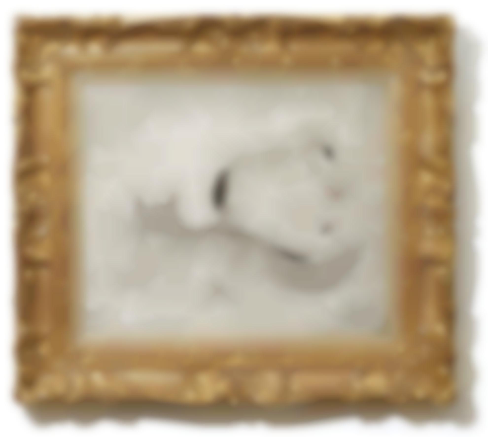 Tsuguharu Foujita-Deux Petits Chats-1930