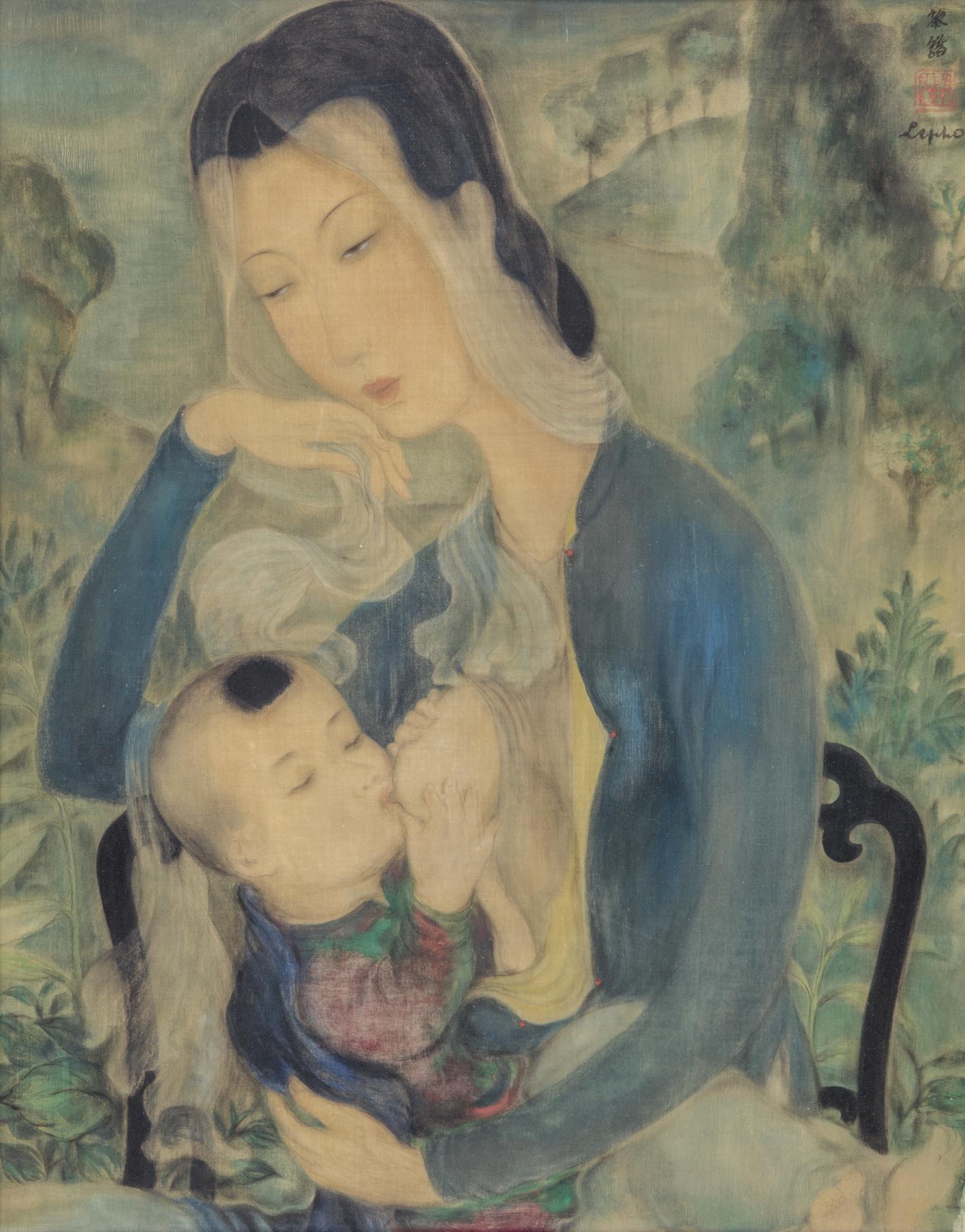 Le Pho-Maternite (Maternity)-1940