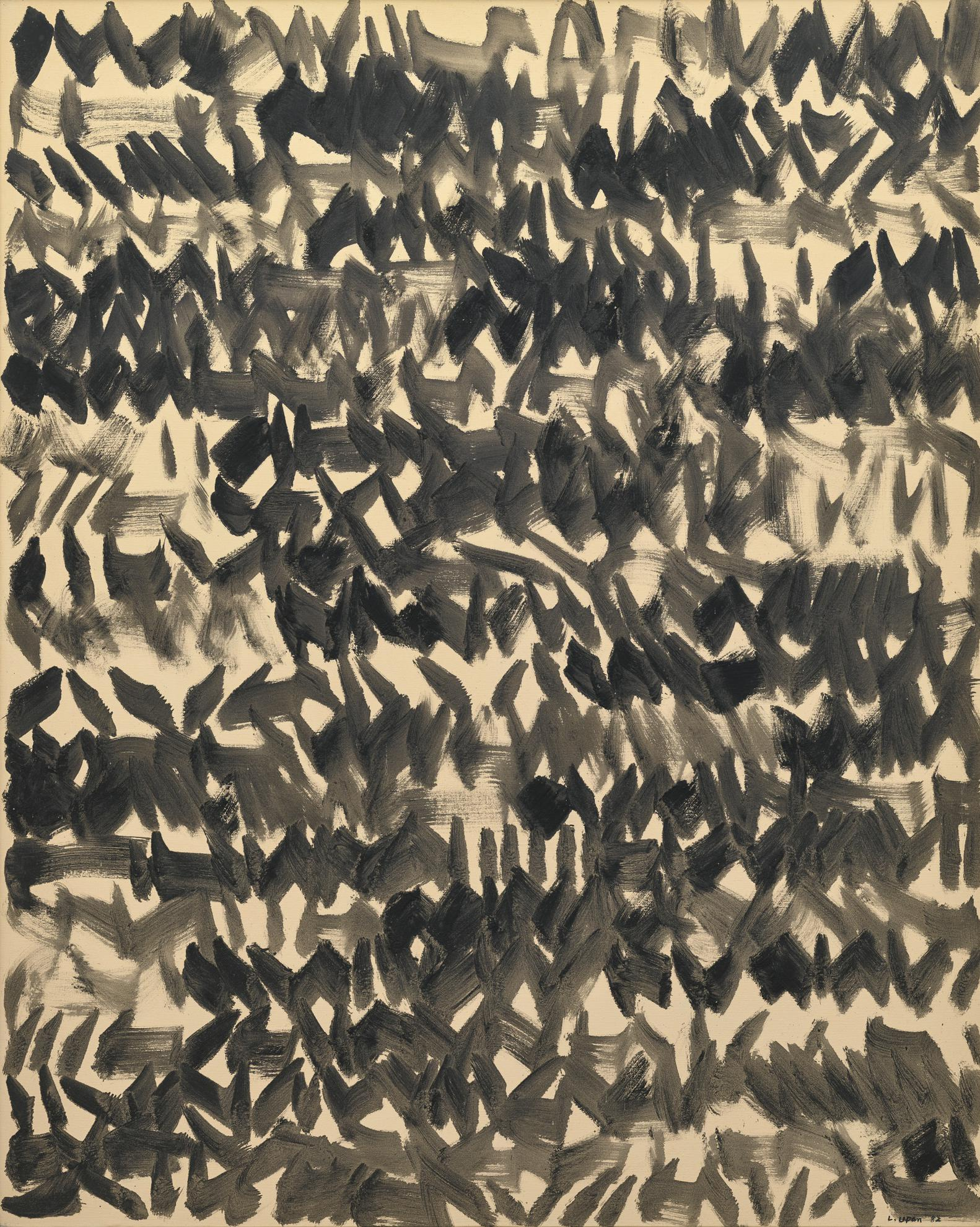 Lee Ufan-From Winds-1982