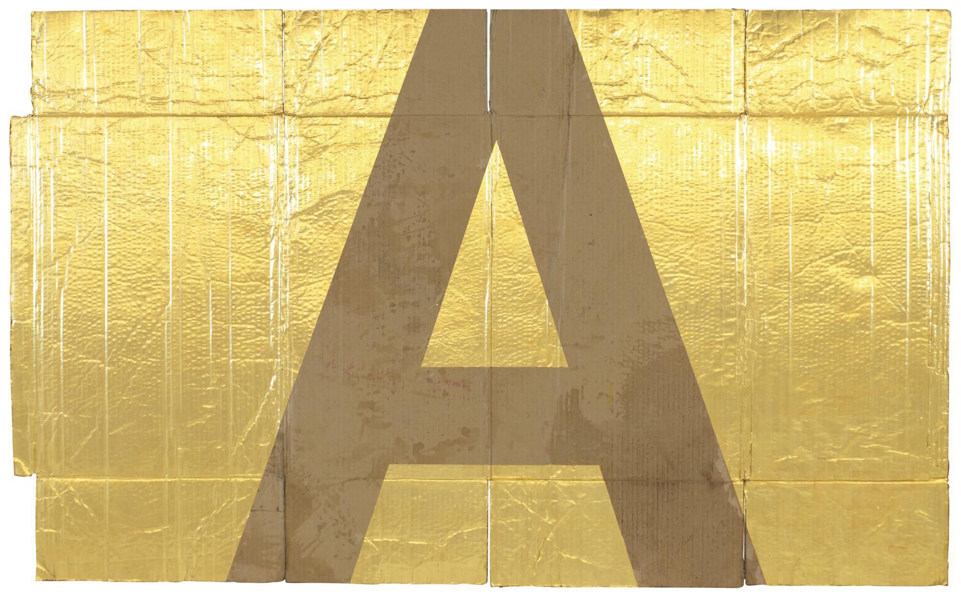 Danh Vo-Alphabet (A)-2011
