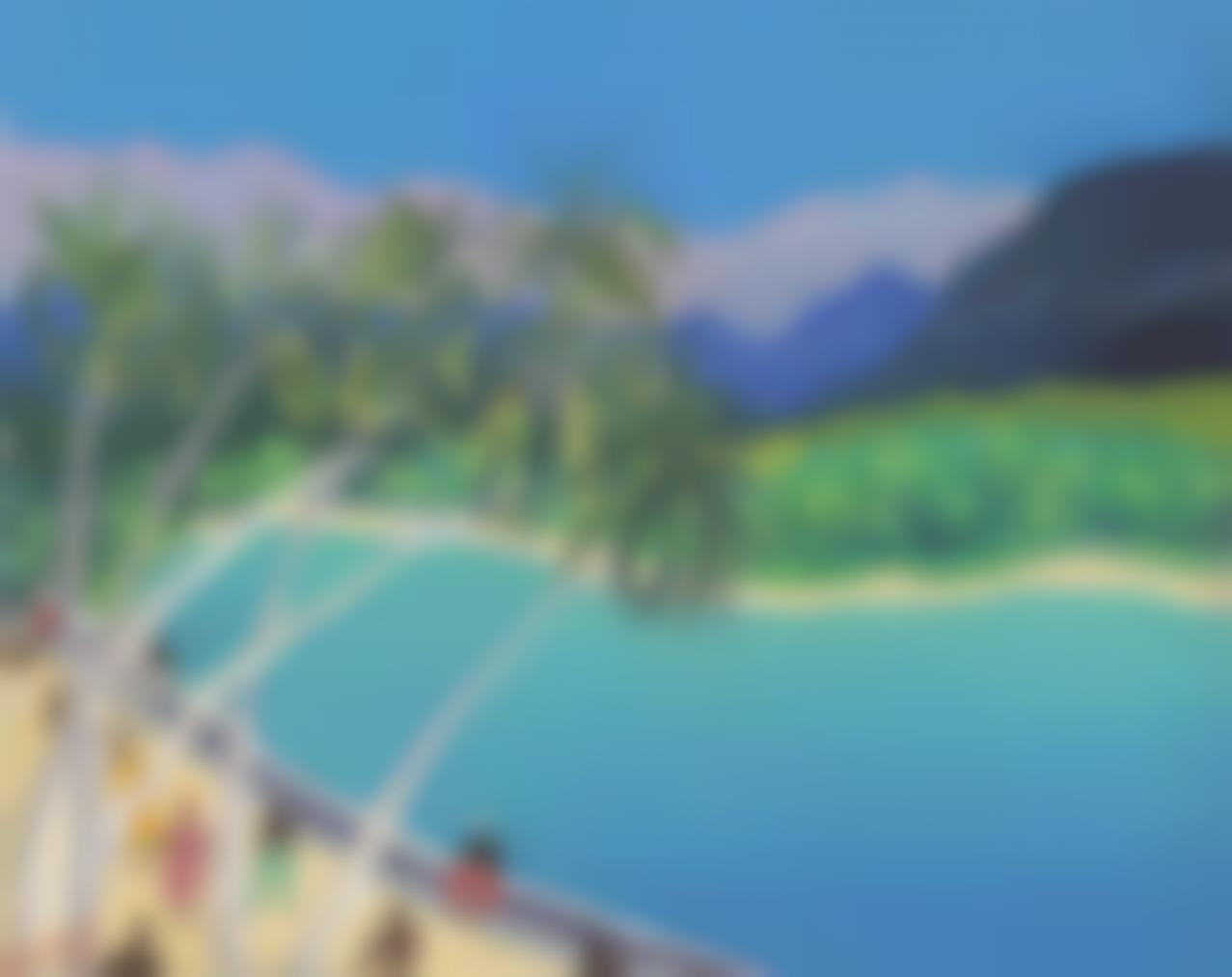 Noel Coward-Jamaican Cove-