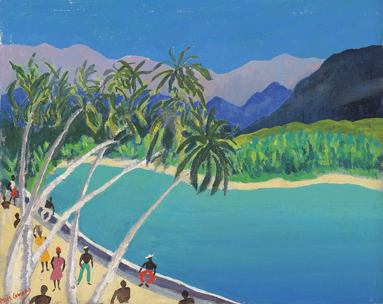 Noel Coward-Jamaican Cove-