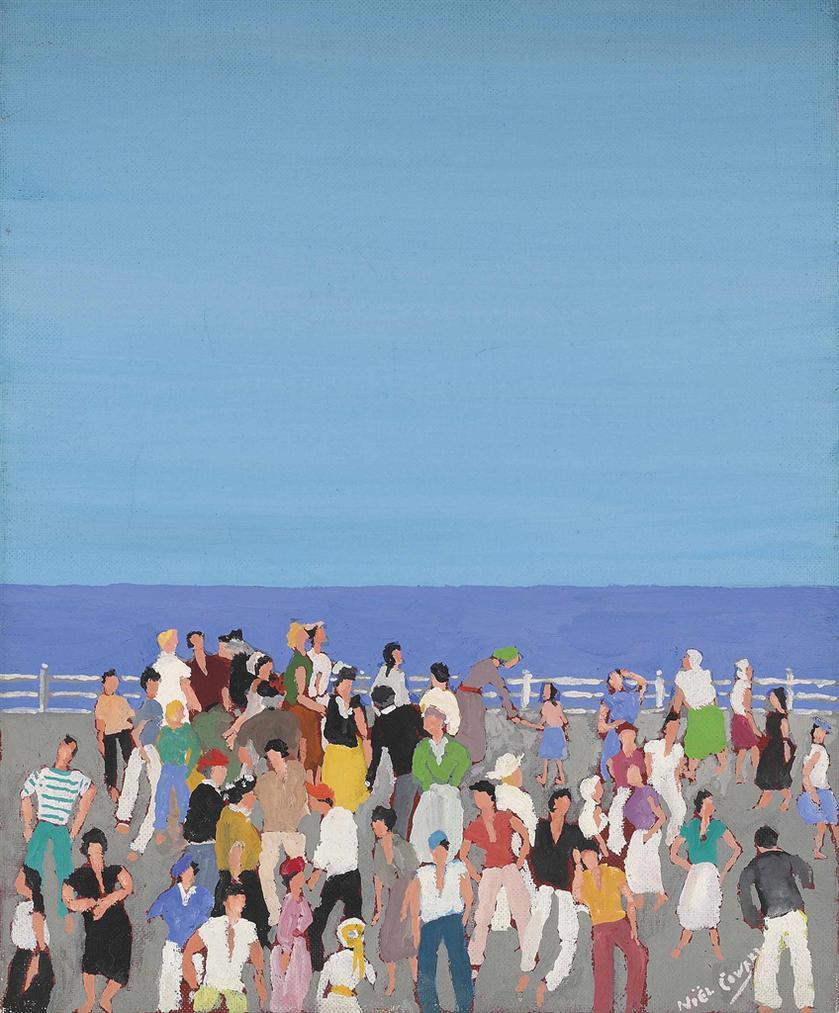 Noel Coward-The Promenade-