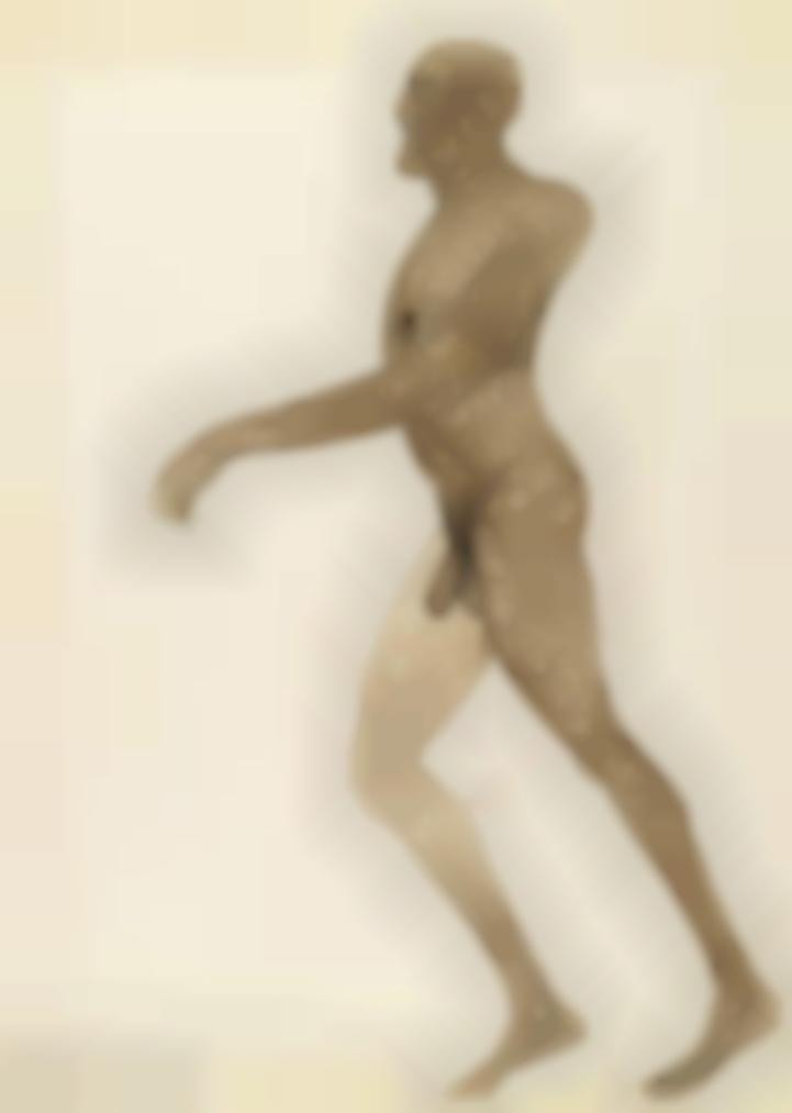 Elisabeth Frink-Running Man-1976