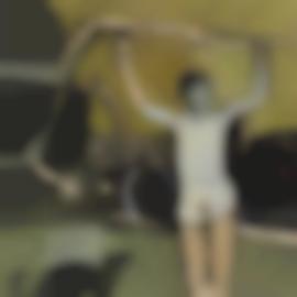 Keith Vaughan-Figure And Trees III