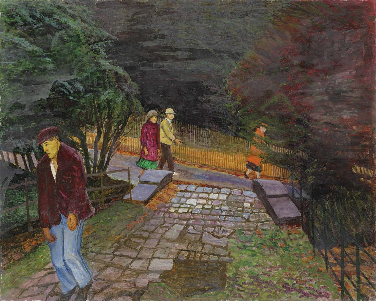 Carel Weight-Stress-1988