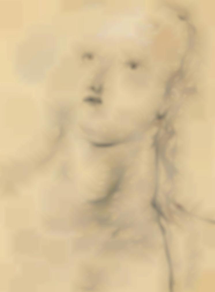 David Jones-Portrait Of A Lady-