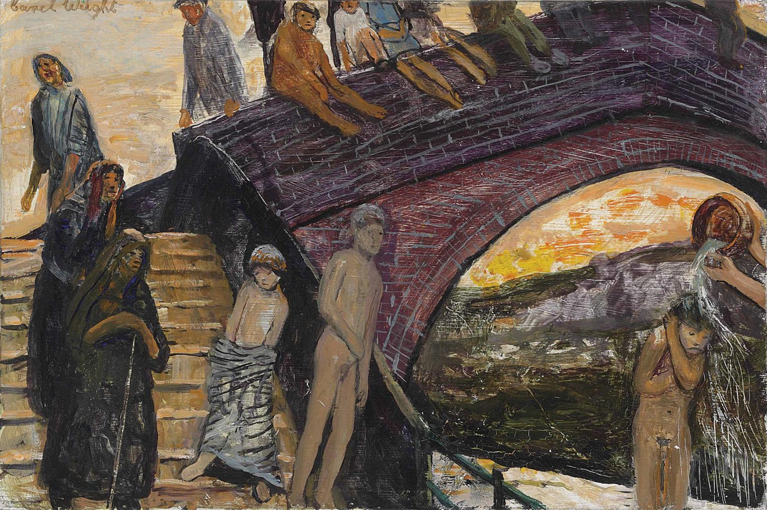 Carel Weight-Study After El Greco-