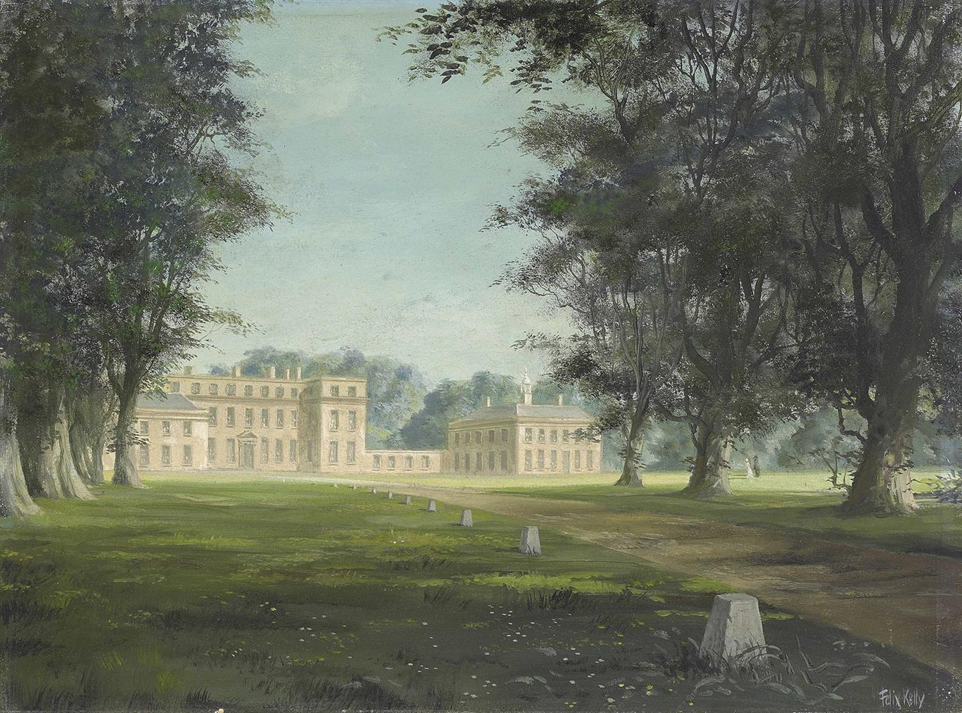 Felix Kelly - Ditchley Park-
