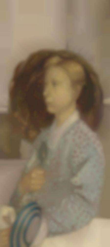 Alison Watt-The Thought Of It-1987