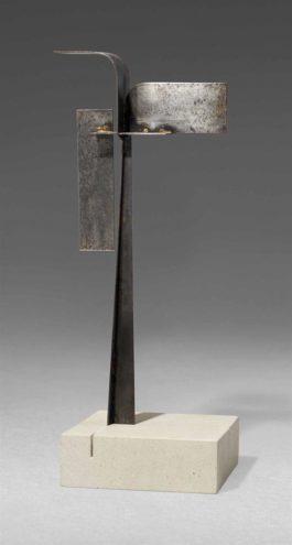 Robert Adams-Maquette For Sculpture At Queen Marys College-1968