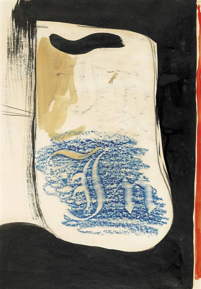 Peter Lanyon-In Stone-1963
