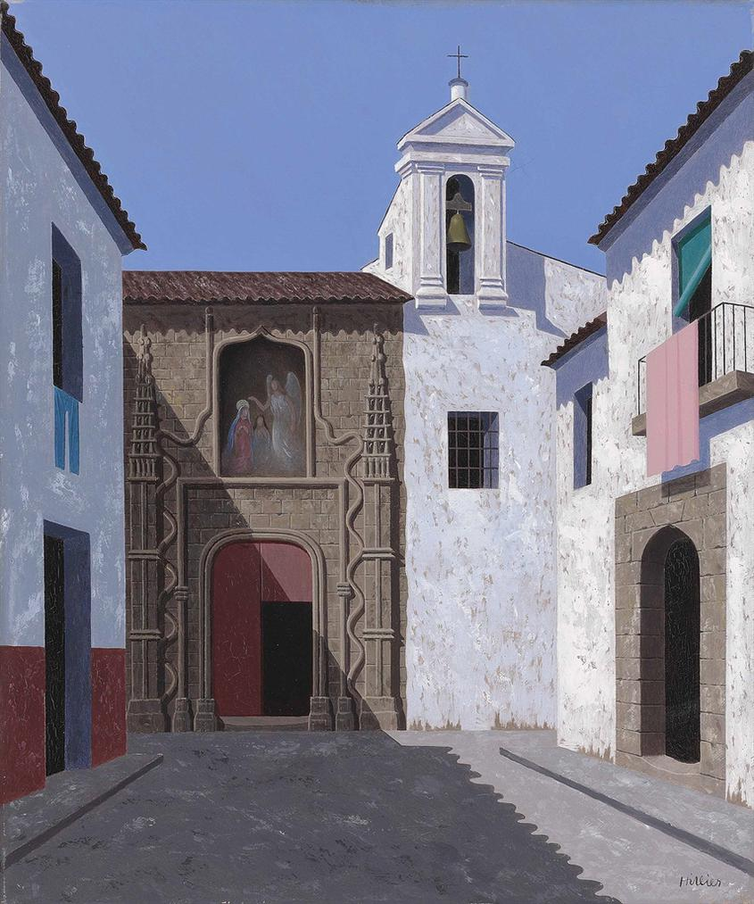 Tristram Hillier-El Convento De Zafra-1973