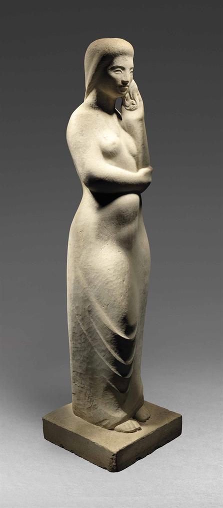 Eric Winters - Portland Statue-1950